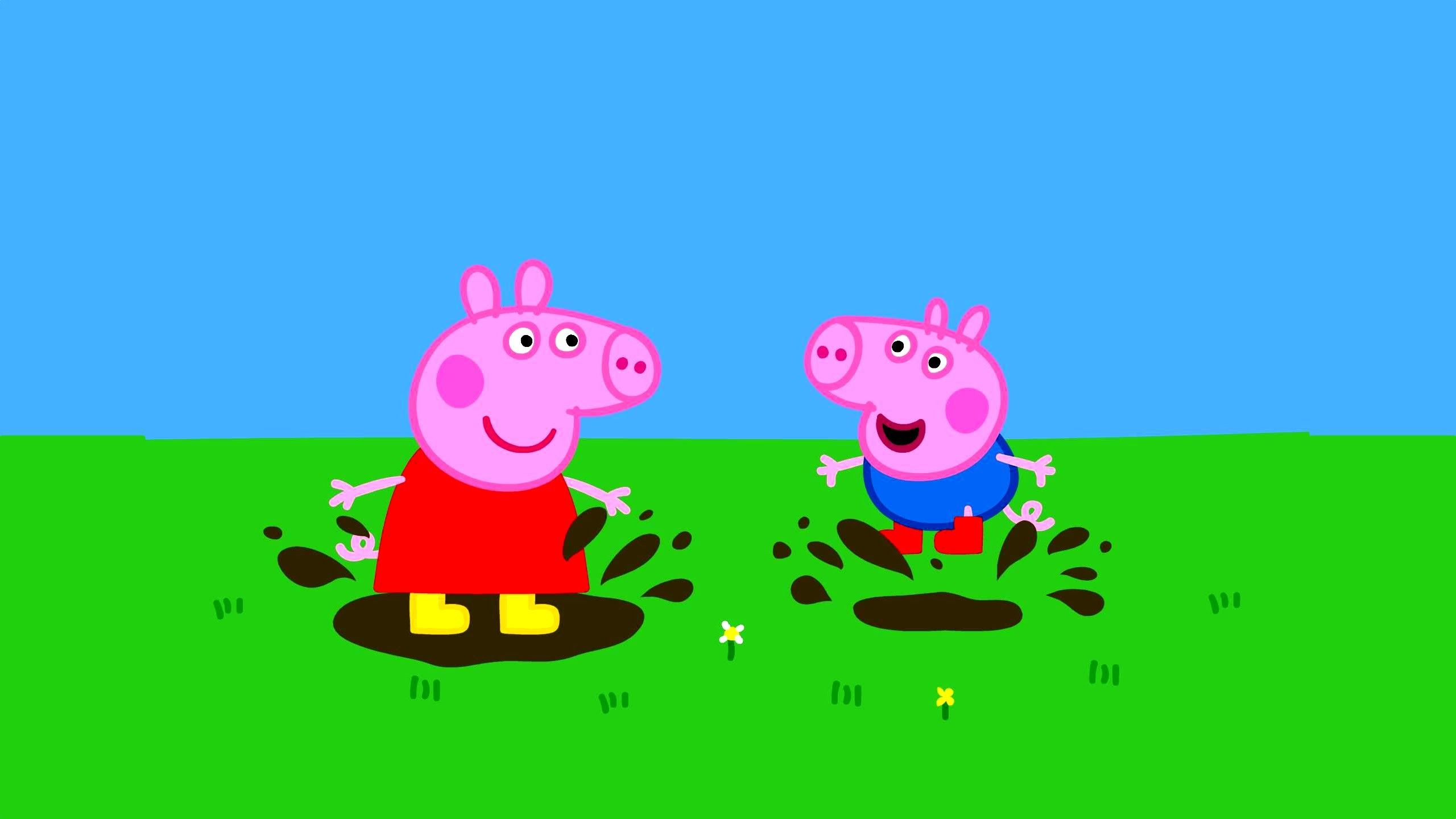 Peppa Pig Tablet Wallpapers Top Free Peppa Pig Tablet Backgrounds Wallpaperaccess