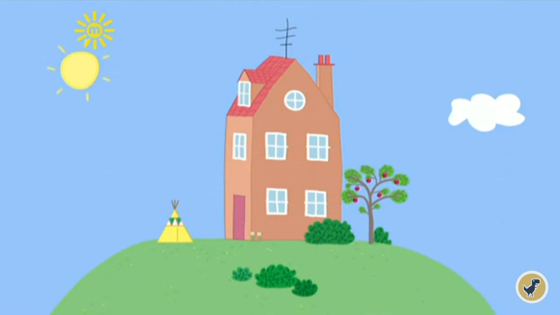 Peppa Pig House Wallpapers - Top Free Peppa Pig House ...