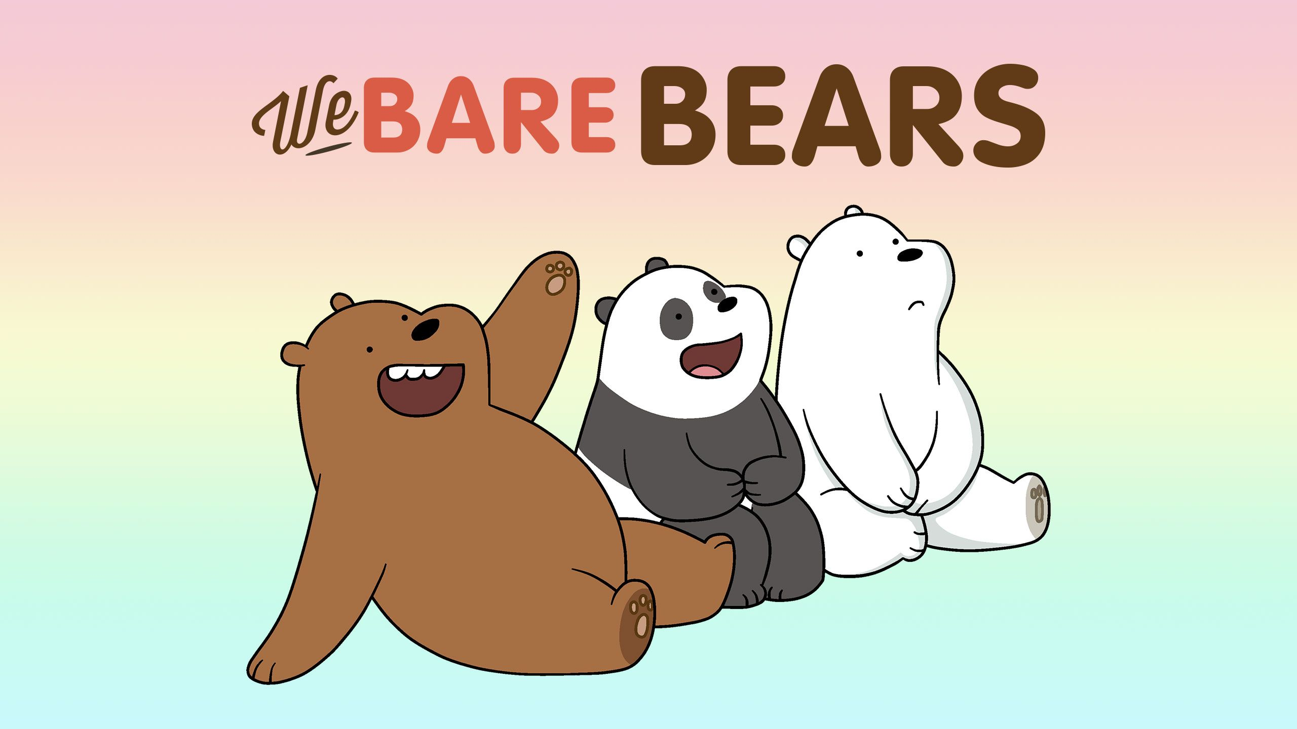 We Bare Bears Desktop Wallpapers - Top Free We Bare Bears ...