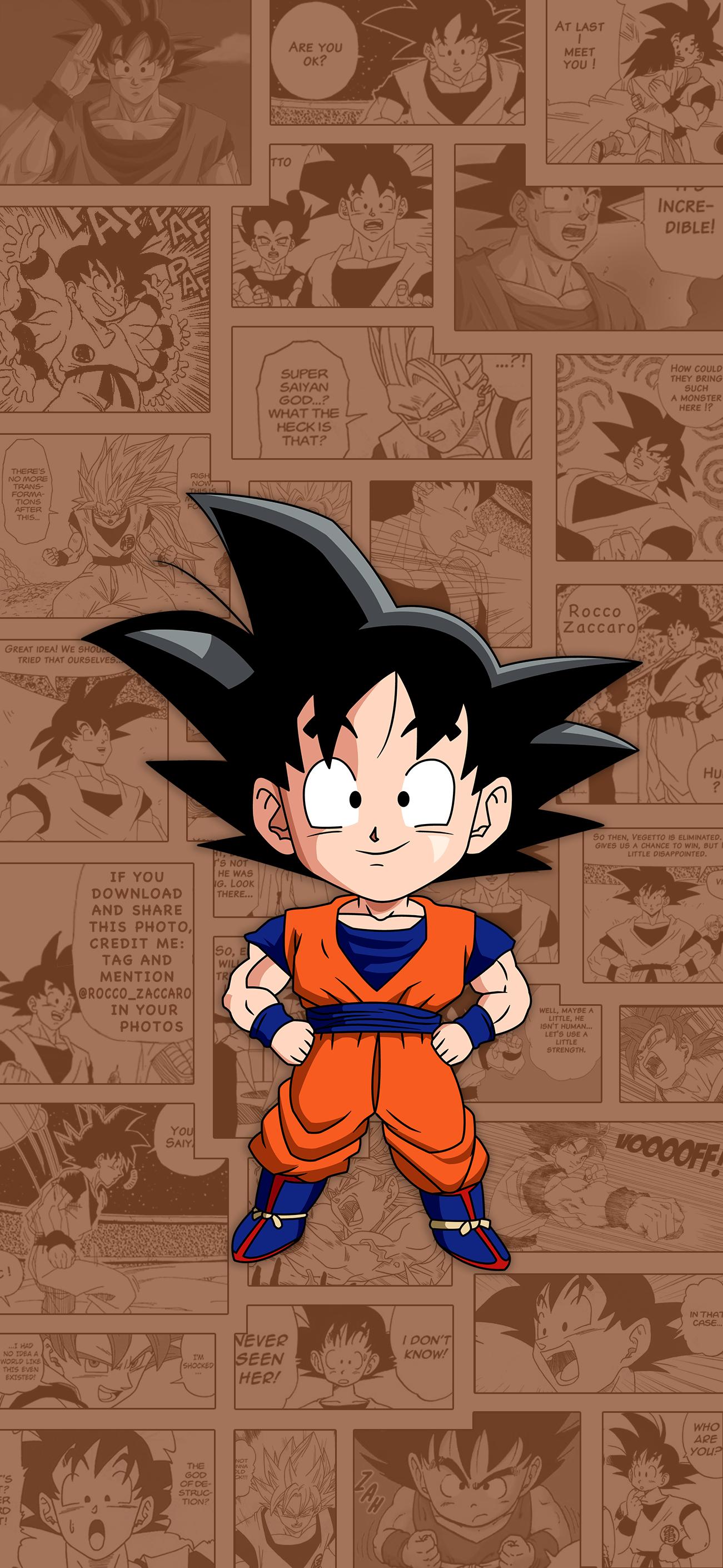 Son Goku Wallpapers Top Free Son Goku Backgrounds