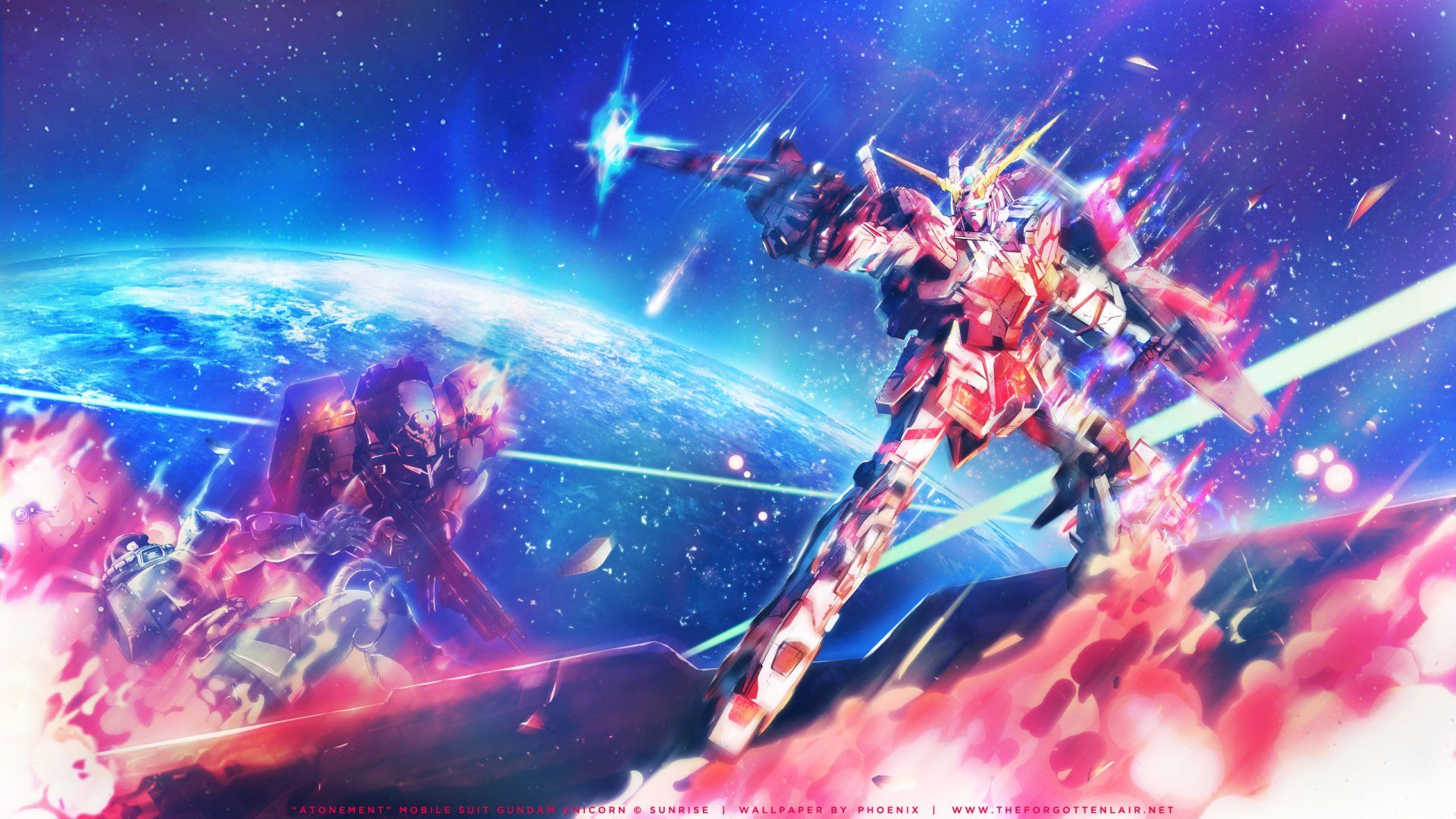 Gundam Unicorn Wallpapers Top Free Gundam Unicorn Backgrounds