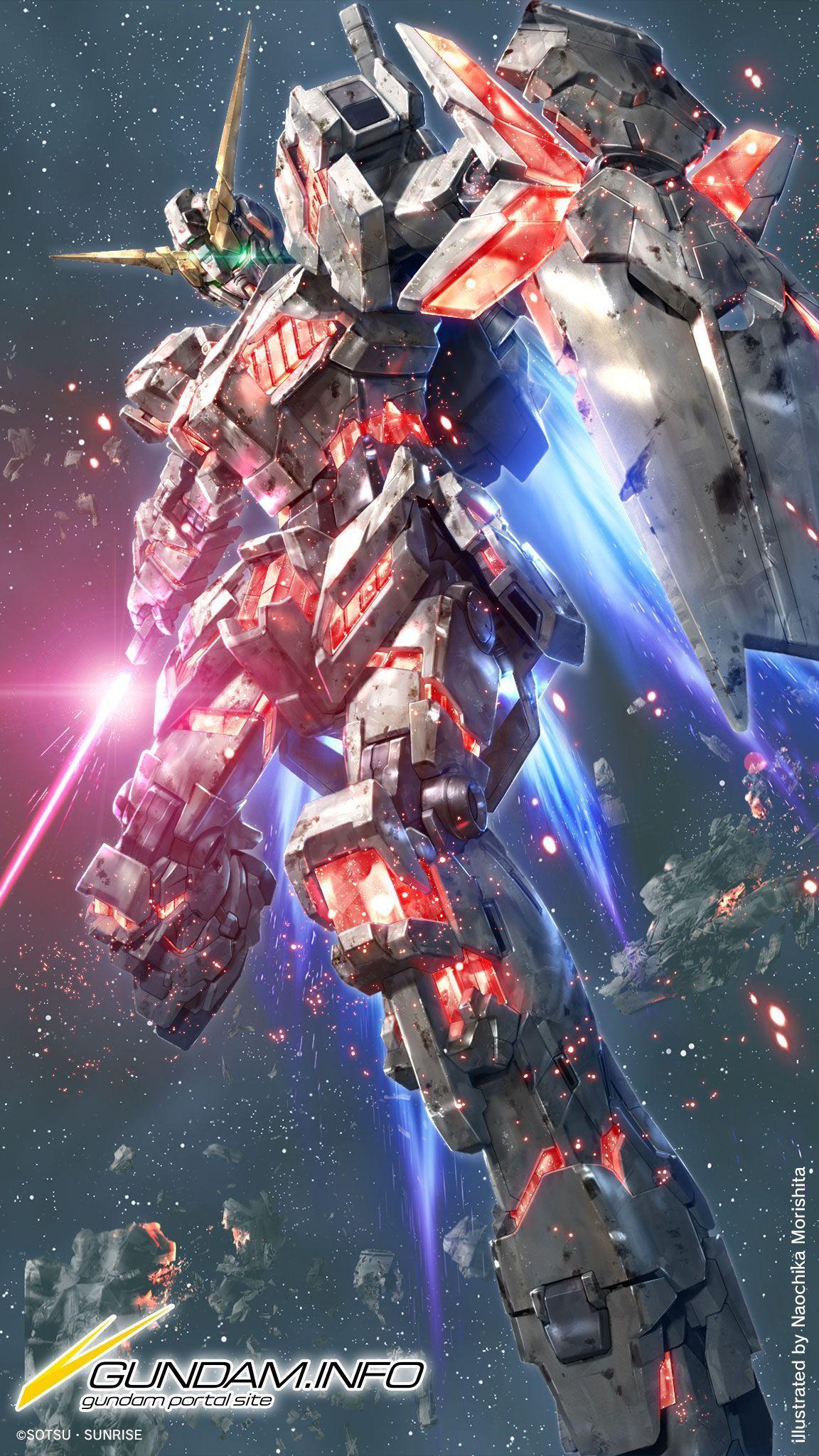 Gundam Unicorn Wallpapers Top Free Gundam Unicorn