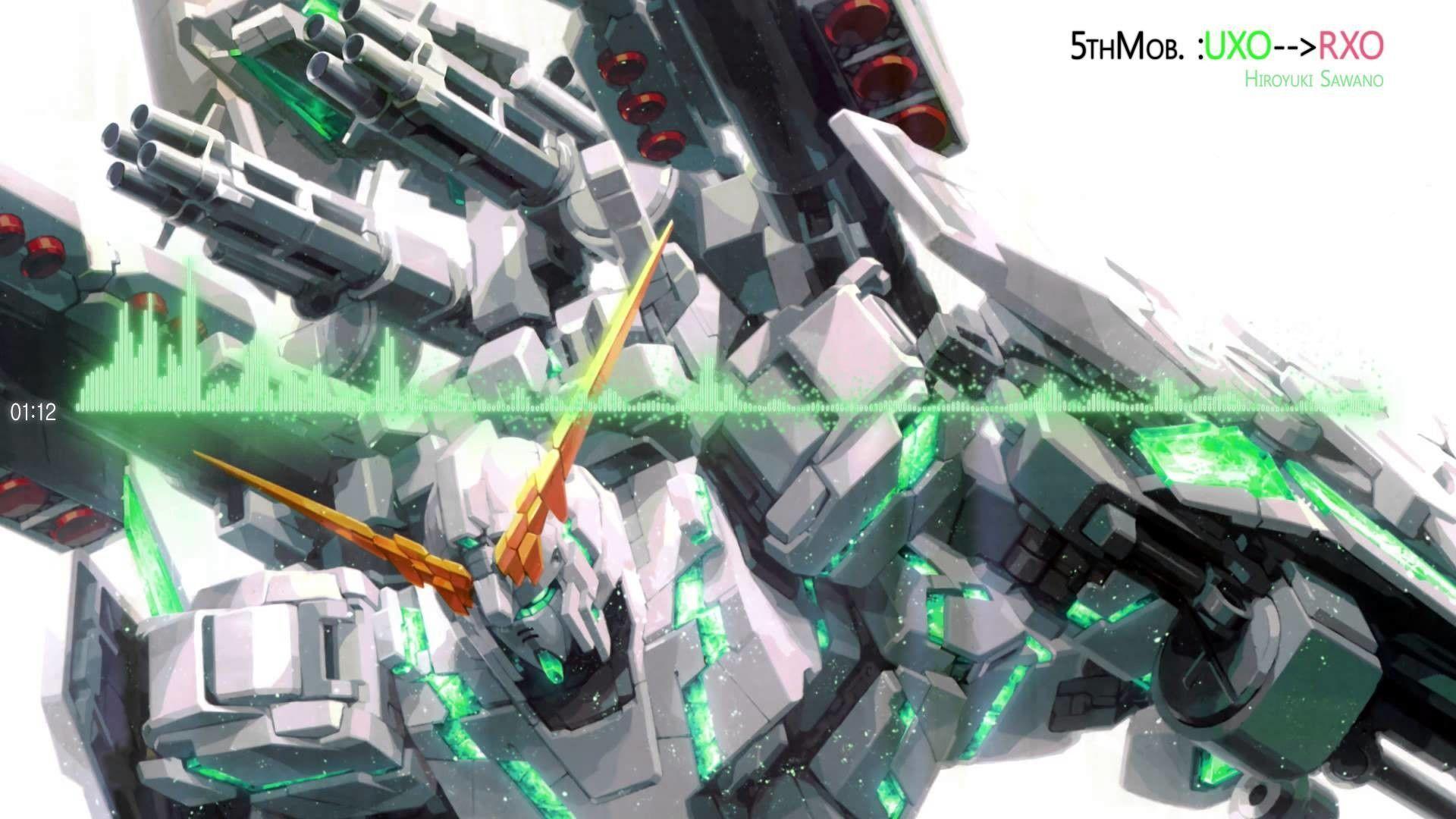 Gundam Unicorn Wallpapers Top Free Gundam Unicorn Backgrounds Wallpaperaccess