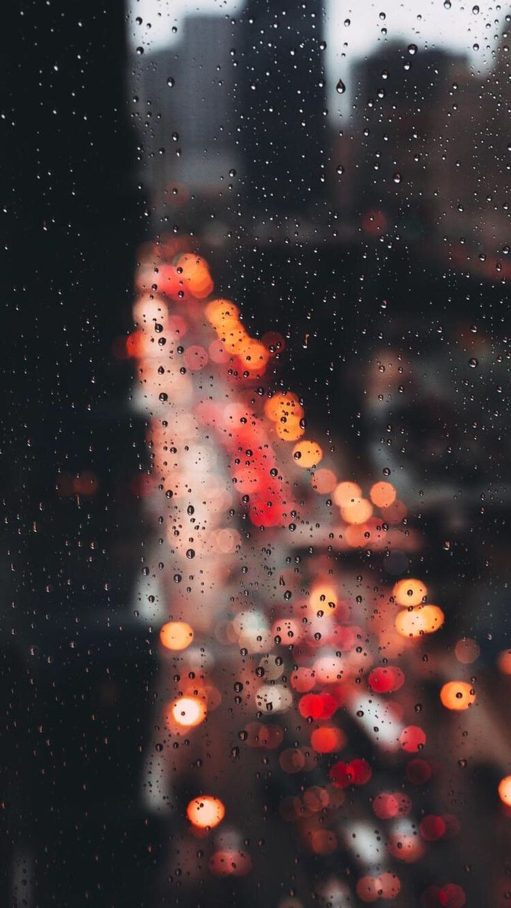 New York Rain Wallpapers Top Free New York Rain