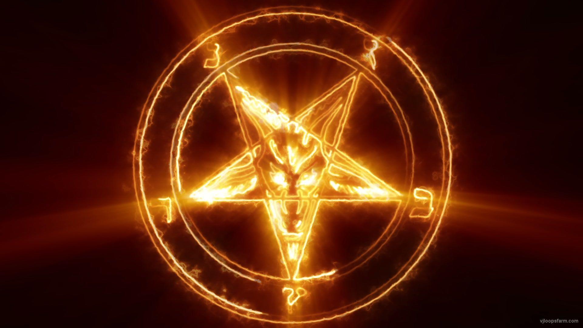 Сатанинские картинки для рабочего стола