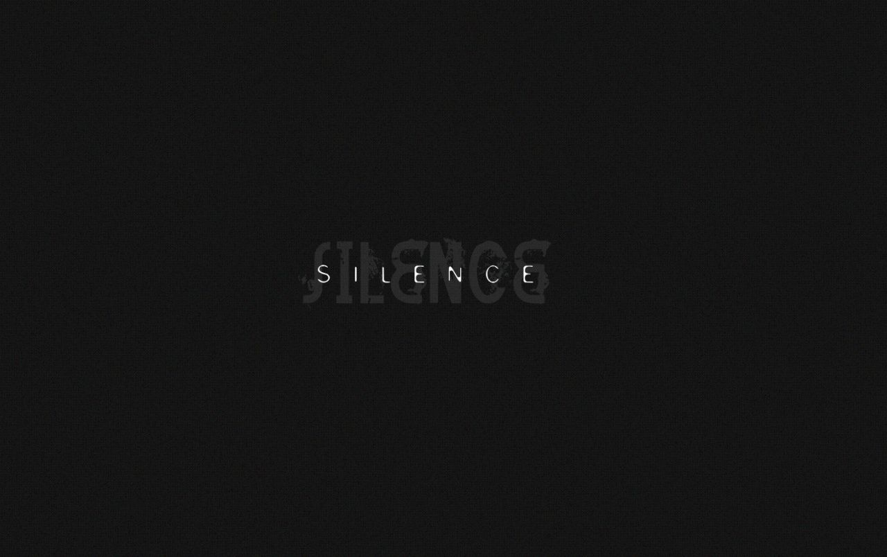 Silence Wallpapers Top Free Silence Backgrounds Wallpaperaccess