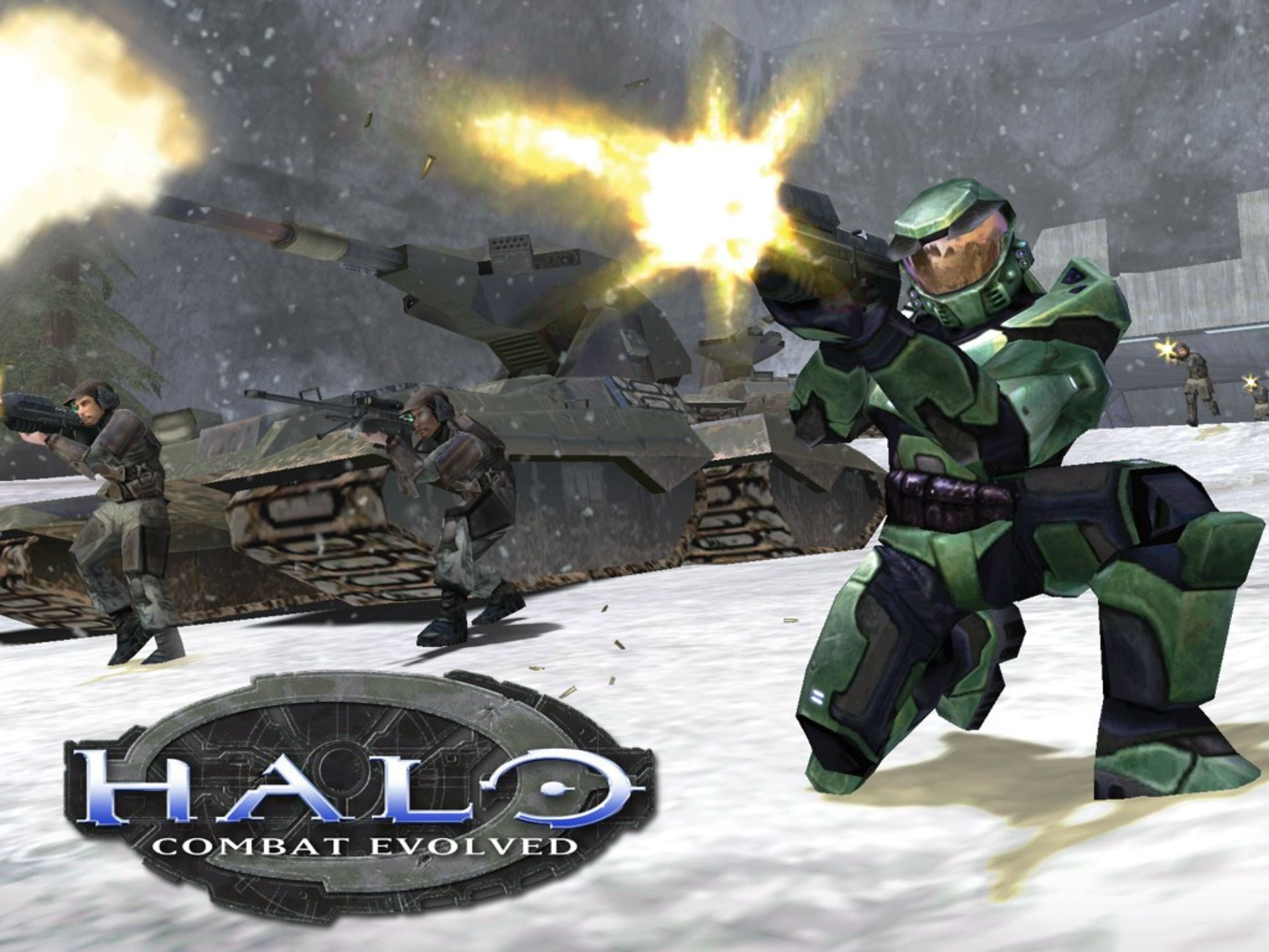 Halo 1 Wallpapers - Top Free Halo 1 Backgrounds - WallpaperAccess
