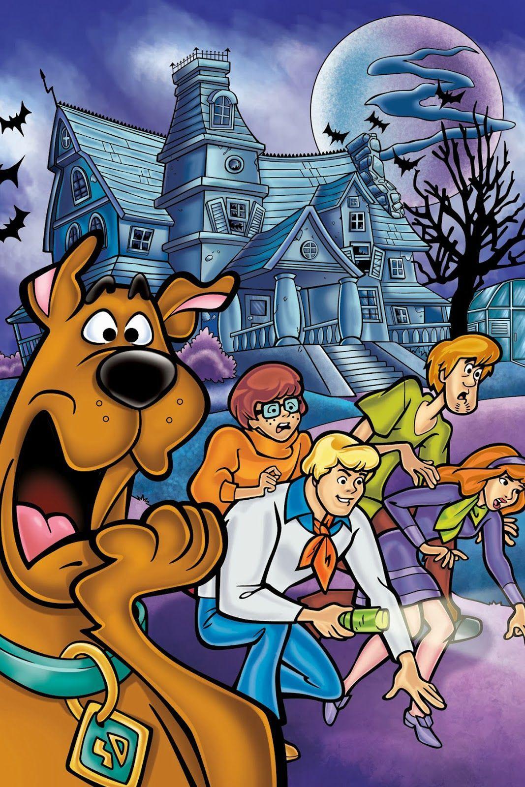 Scooby Doo Iphone Wallpapers Top Free Scooby Doo Iphone