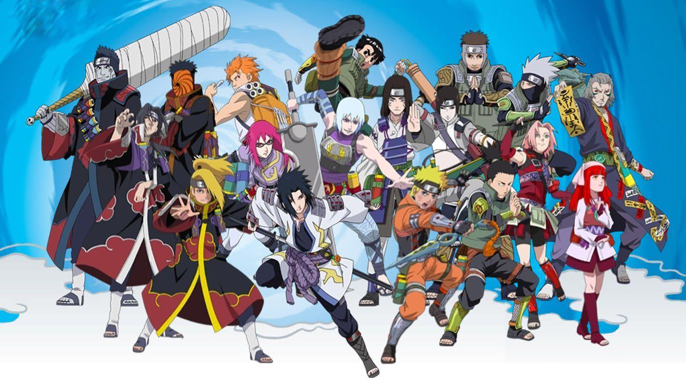 Download 9600 Koleksi Wallpaper Laptop Naruto Shippuden Paling Keren