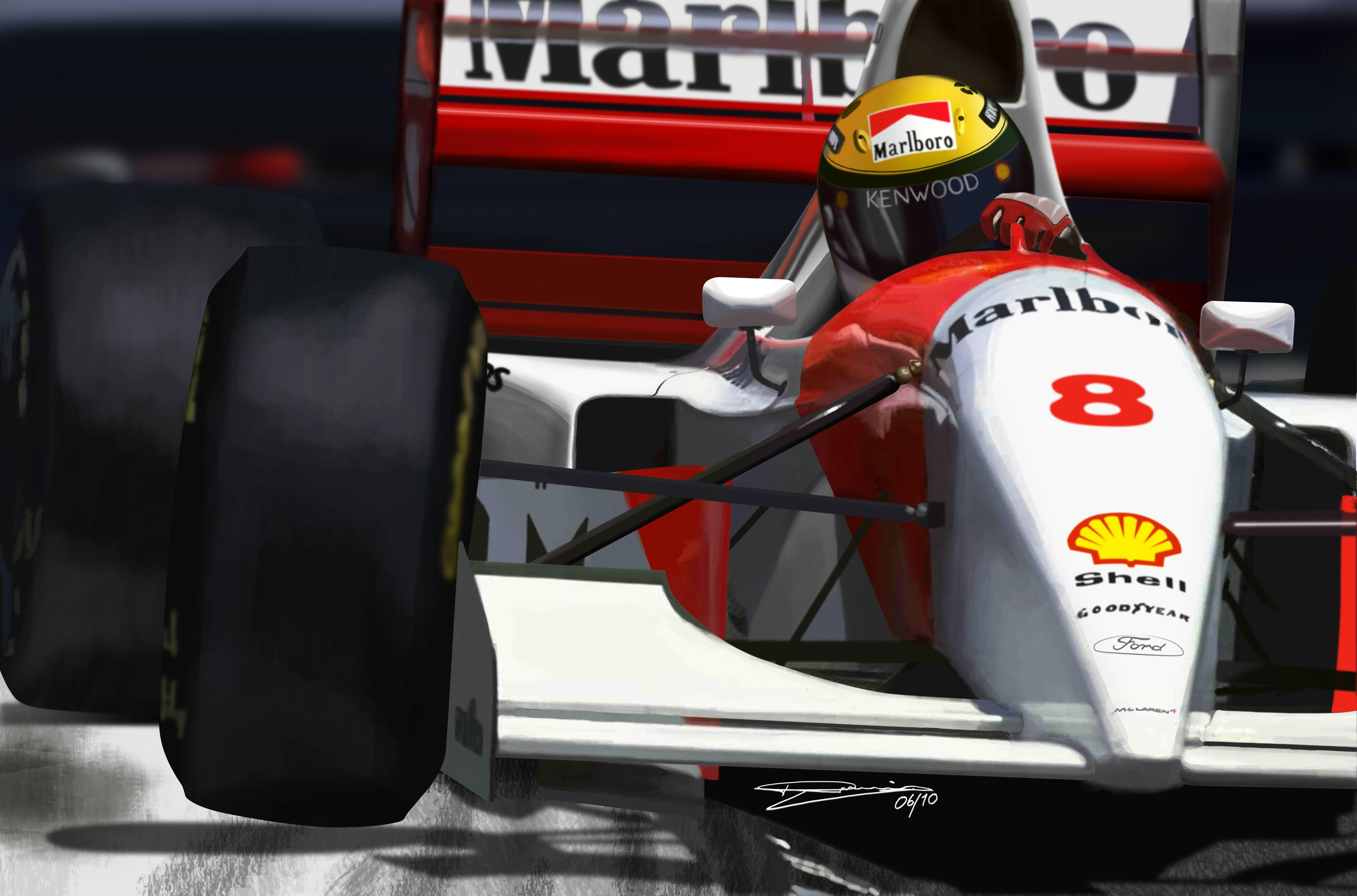 Ayrton Senna Wallpapers Top Free Ayrton Senna Backgrounds