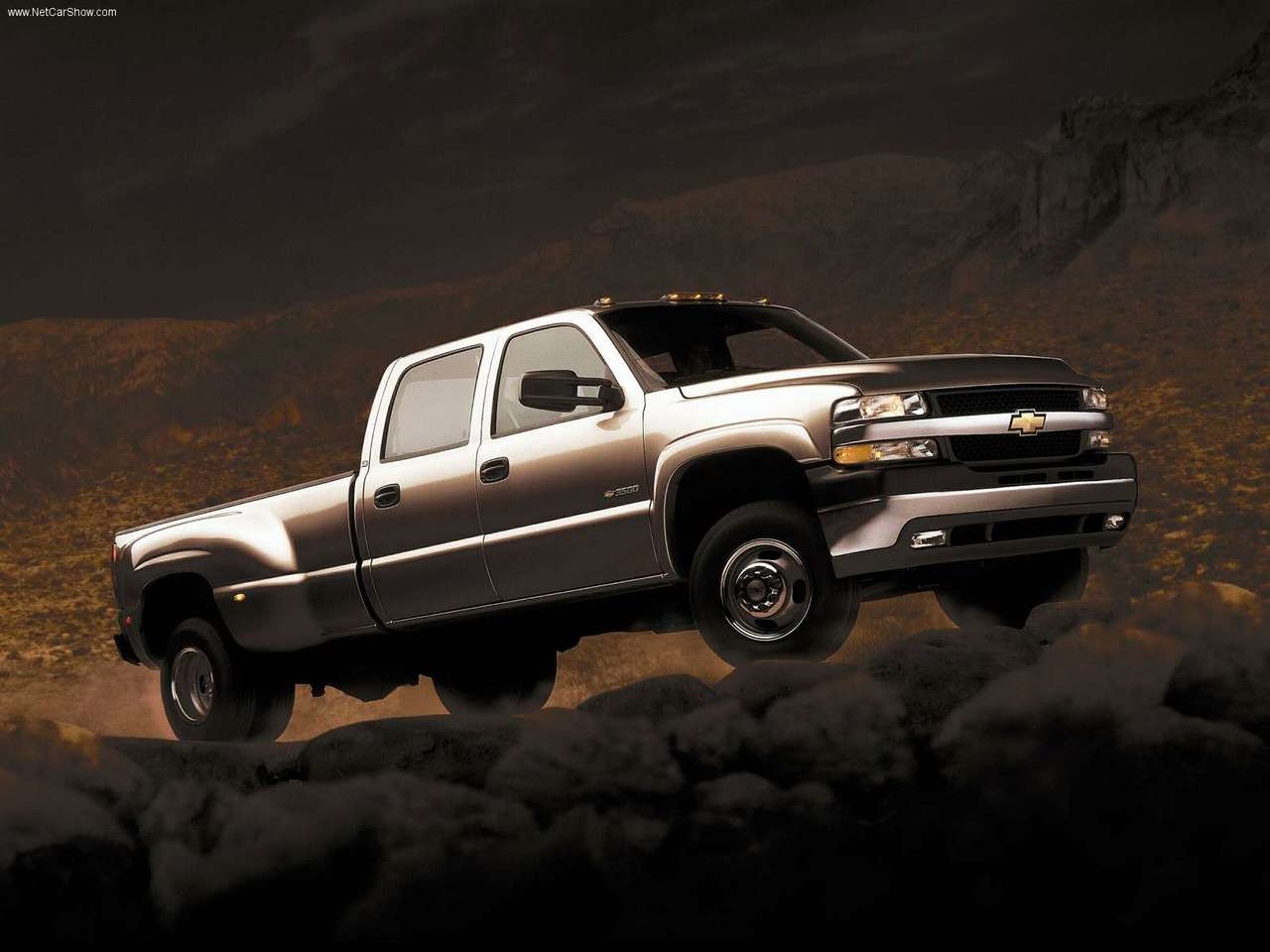 Chevy Truck Wallpapers - Top Free Chevy