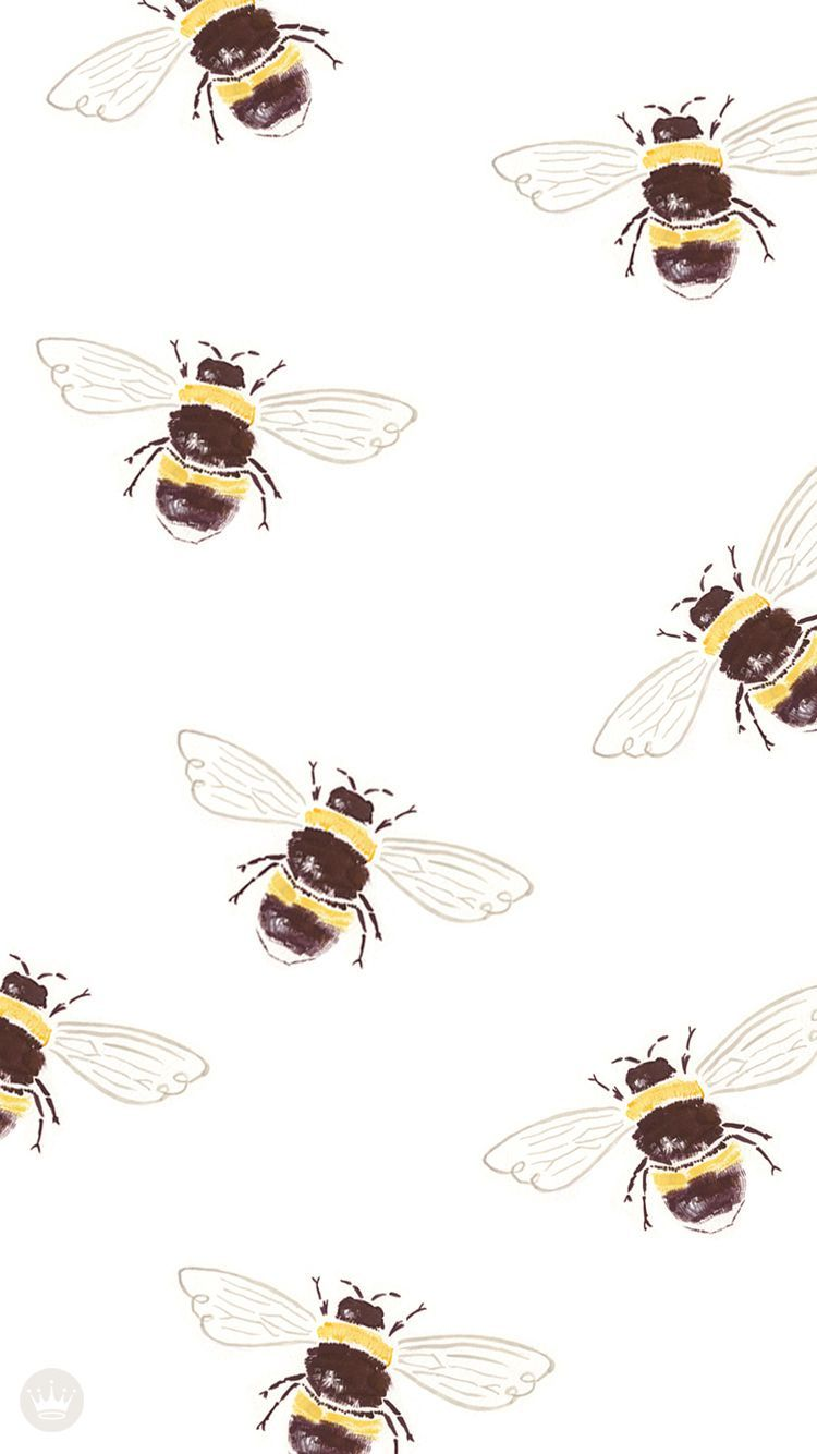 Bee Iphone Wallpapers Top Free Bee Iphone Backgrounds Wallpaperaccess