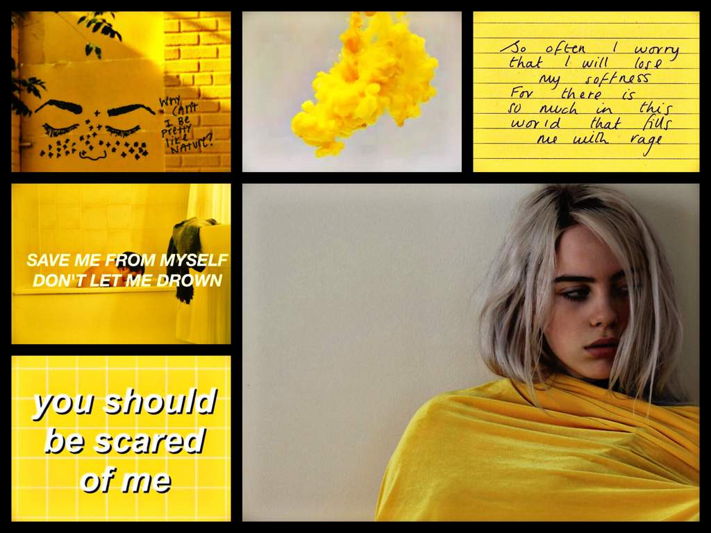 Aesthetic Billie Eilish Computer Wallpapers Top Free Aesthetic Billie Eilish Computer Backgrounds Wallpaperaccess