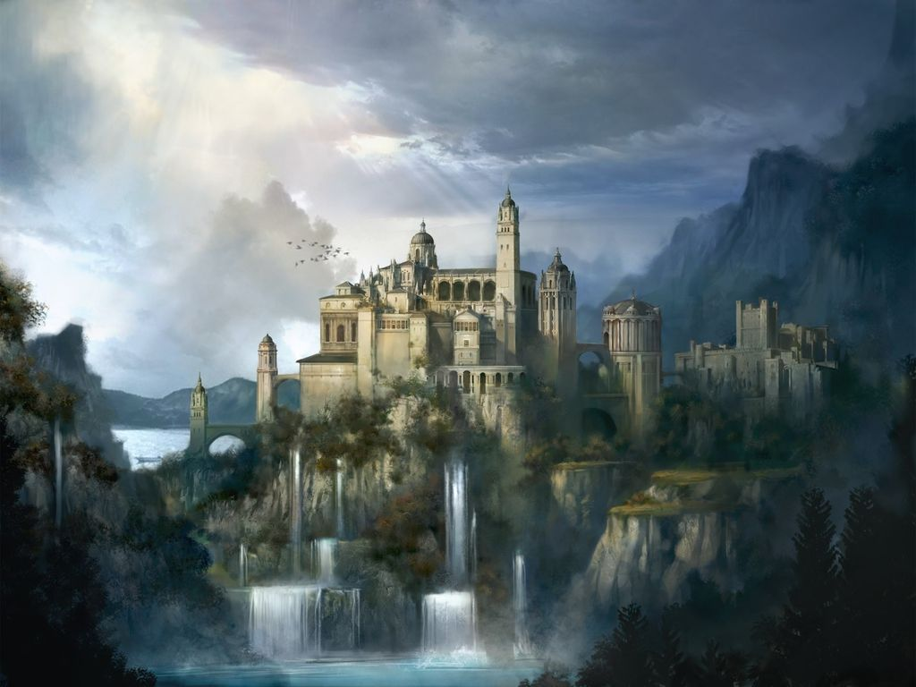 Medieval Castle Wallpapers Top Free Medieval Castle Backgrounds