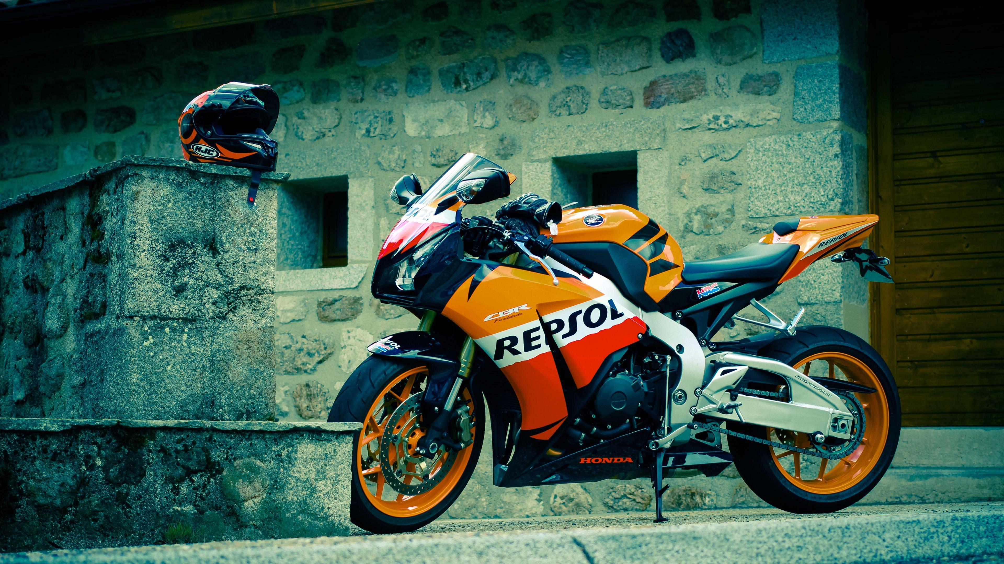 Honda CBR Repsol Wallpapers