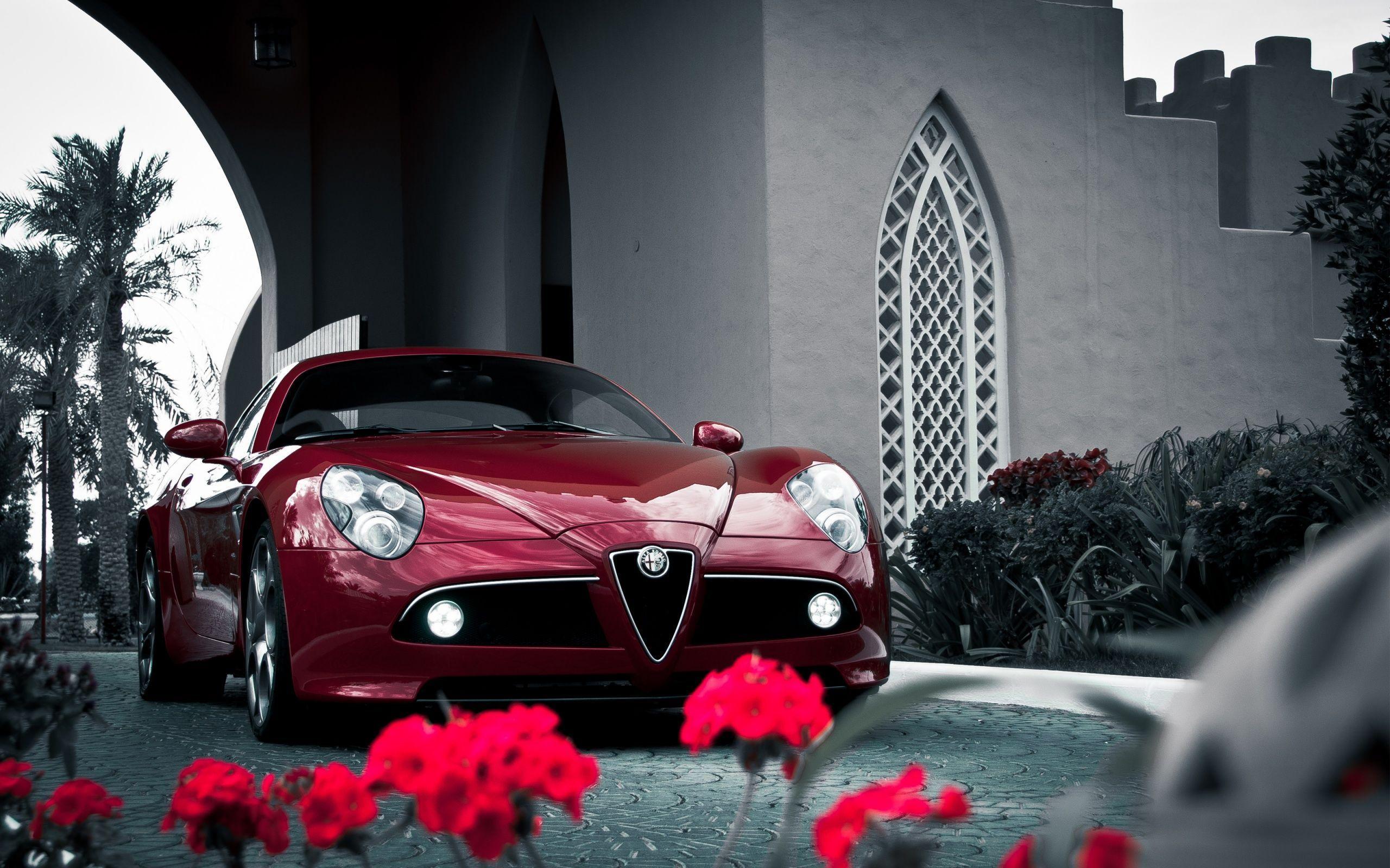 Alfa Romeo Car Wallpapers Top Free Alfa Romeo Car Backgrounds Wallpaperaccess
