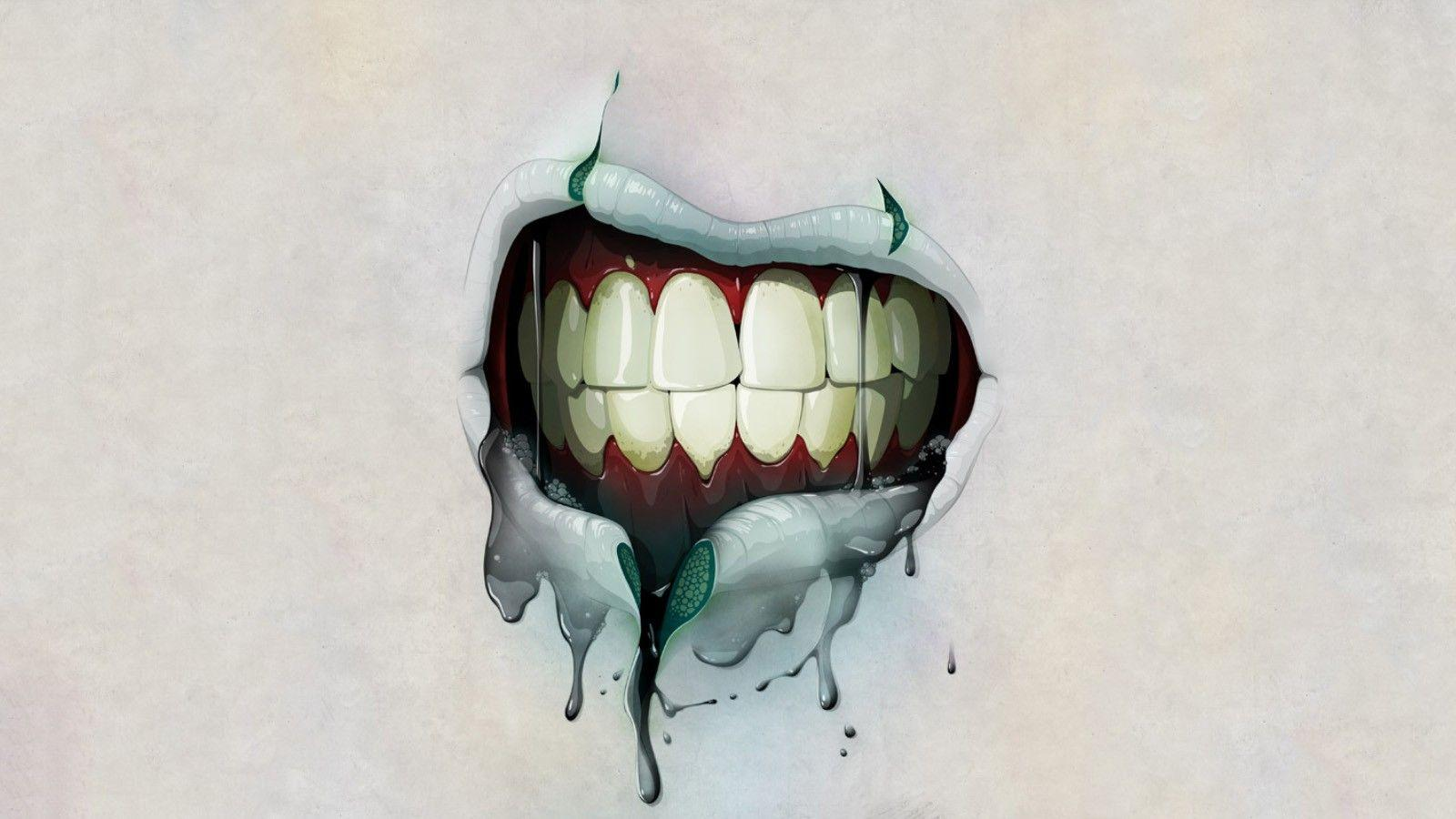 Teeth Wallpapers Top Free Teeth Backgrounds Wallpaperaccess
