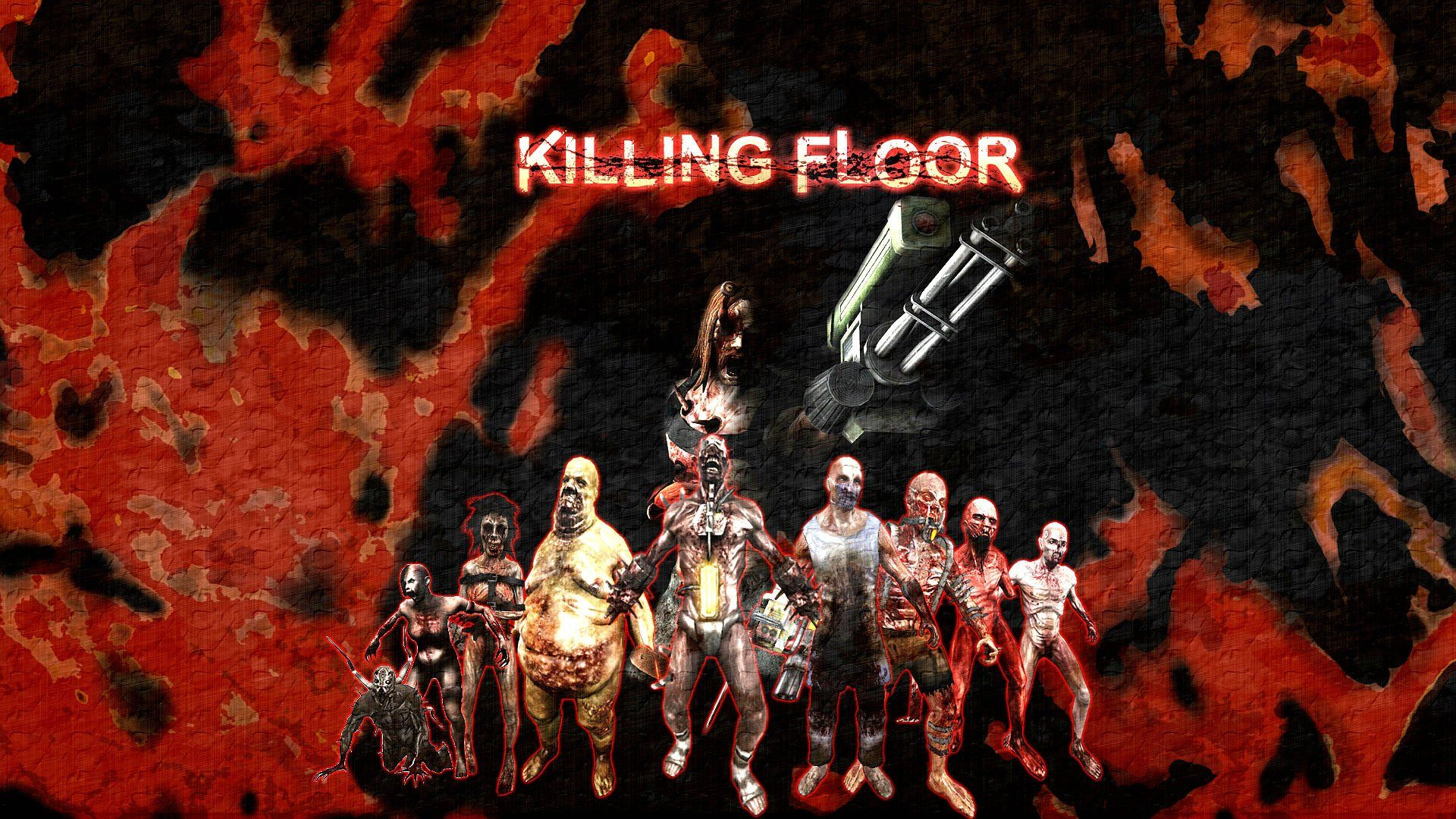 Killing Floor 2 Wallpapers Top Free Killing Floor 2 Backgrounds