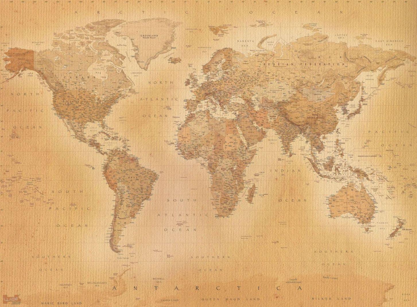 Vintage Map Wallpapers Top Free Vintage Map Backgrounds