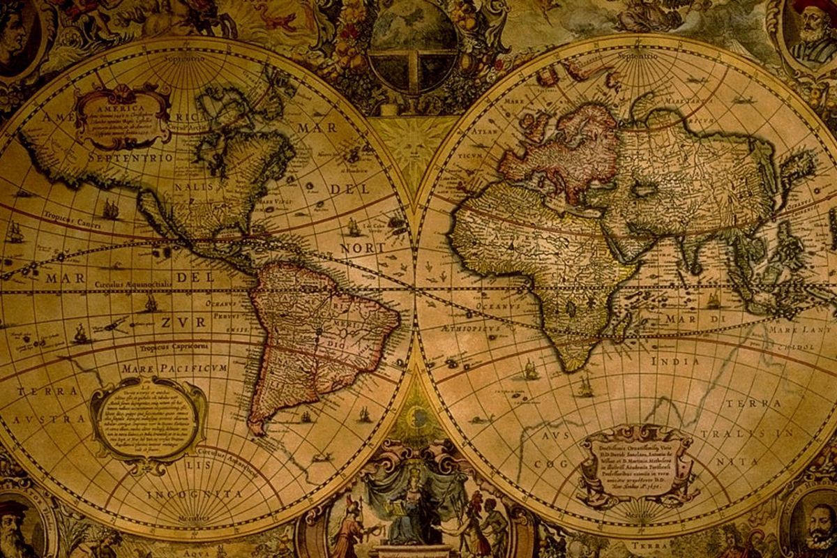 Old Map Wallpapers Top Free Old Map Backgrounds