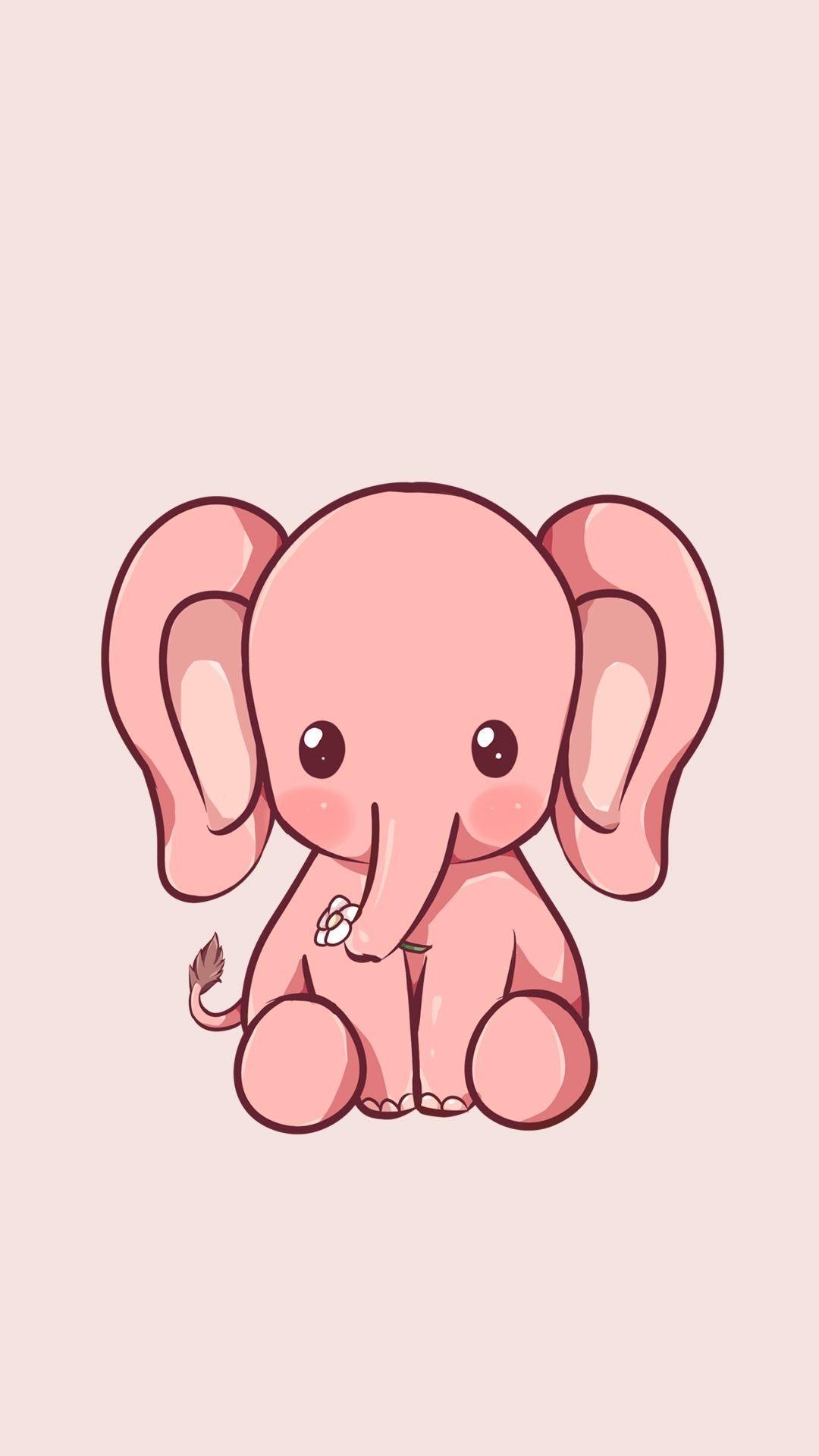 Cartoon Elephant Wallpapers Top Free Cartoon Elephant Backgrounds Wallpaperaccess