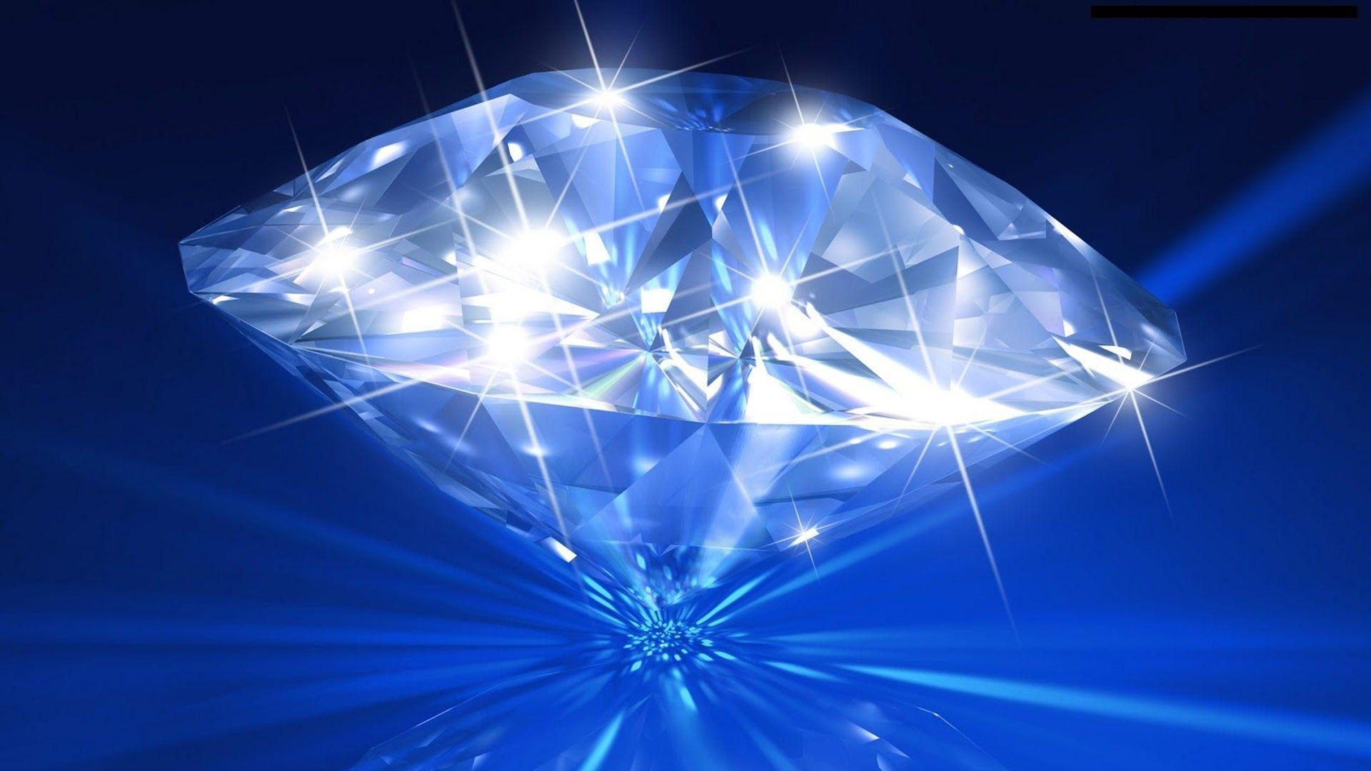 Blue Diamond Wallpapers Top Free Blue Diamond Backgrounds Wallpaperaccess