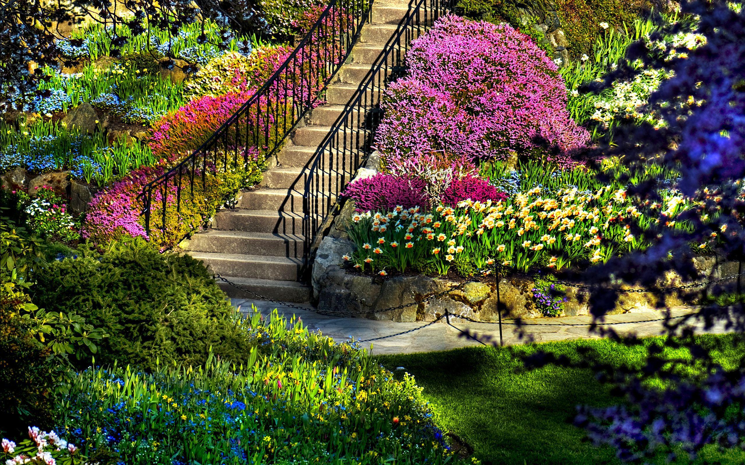 Garden Wallpapers , Top Free Garden Backgrounds