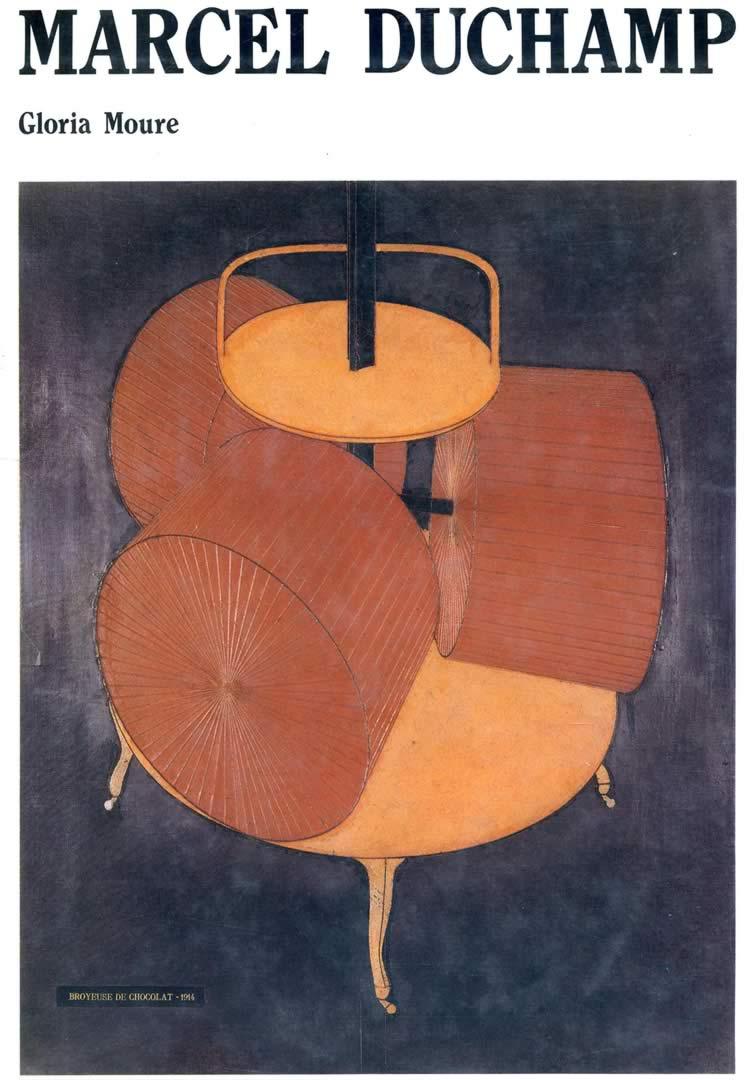Máy xay sô cô la 754x1080 - Hình nền Marcel Duchamp