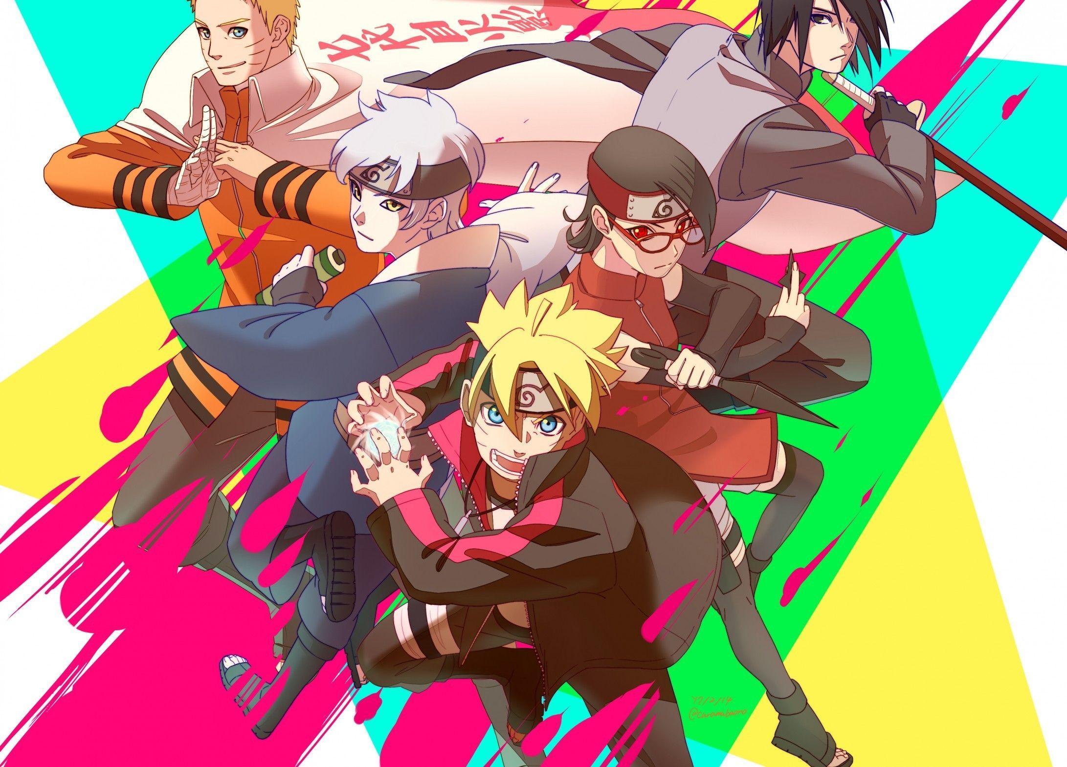 Sasuke Boruto Wallpapers Top Free Sasuke Boruto Backgrounds Wallpaperaccess