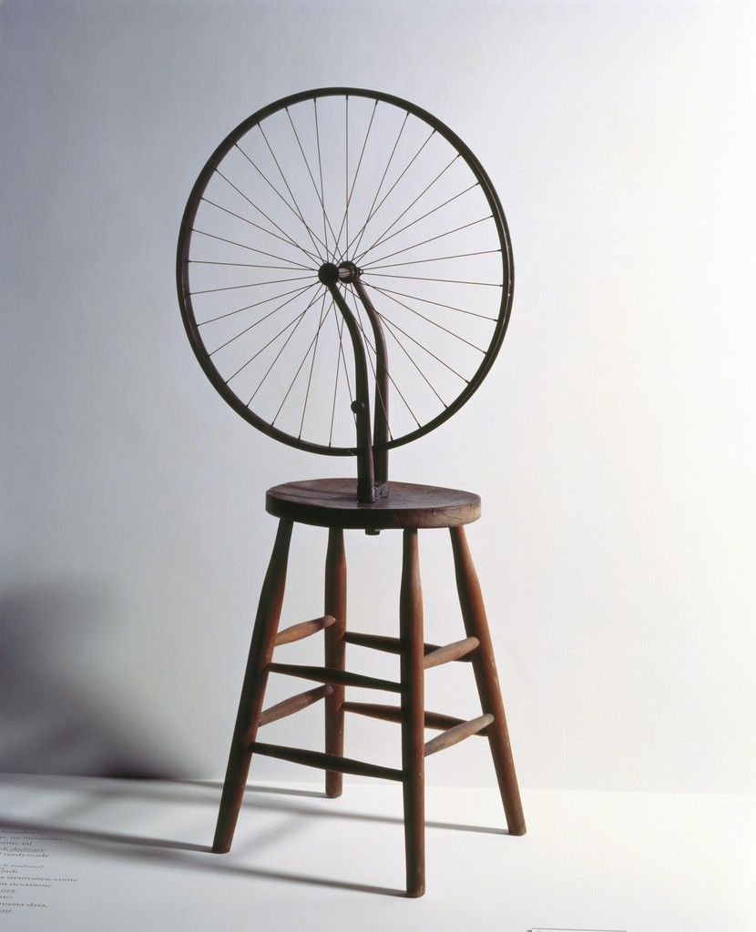 830x1024 bức tranh Duchamp