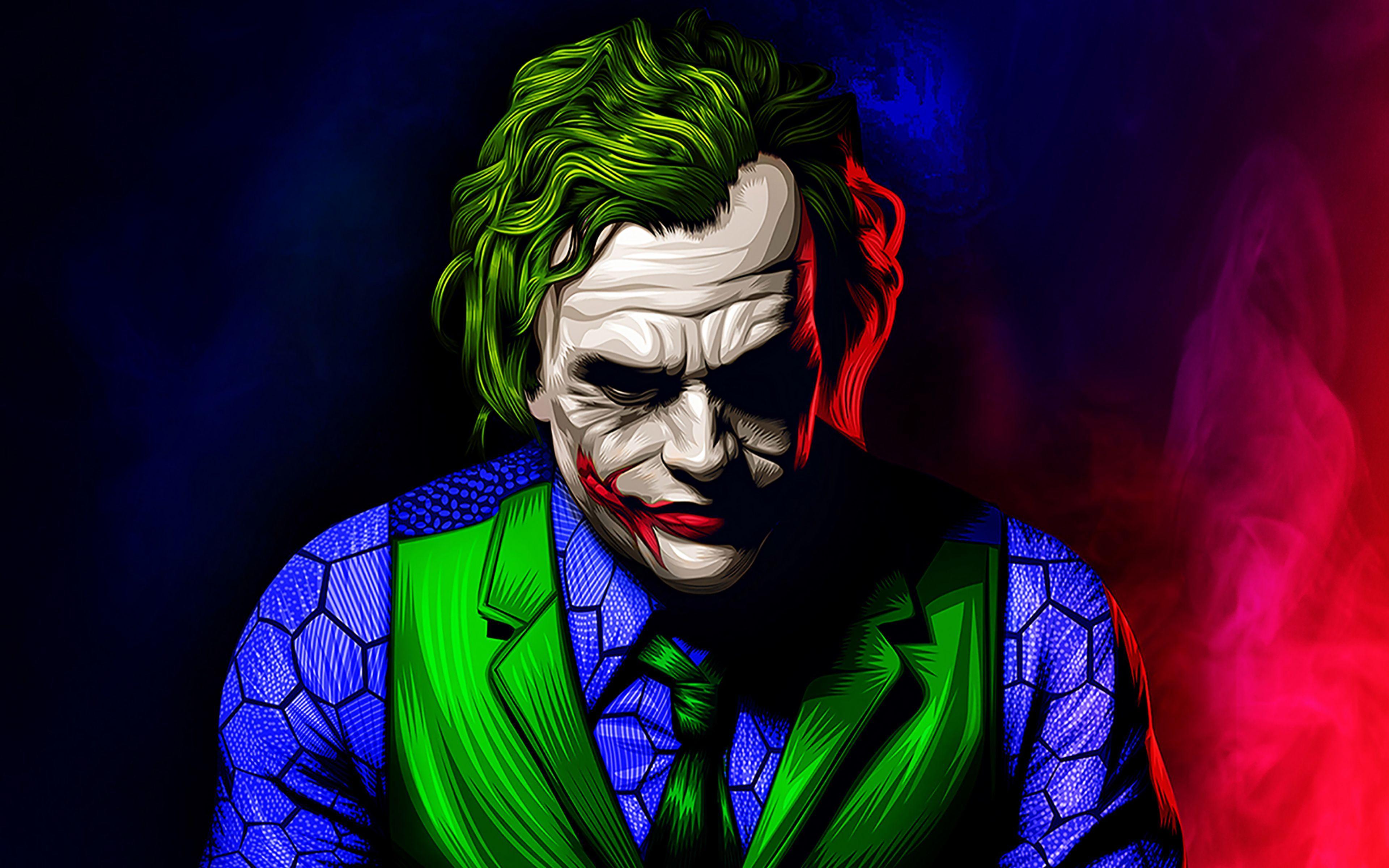 Abstract Joker Wallpapers - Top Free Abstract Joker Backgrounds