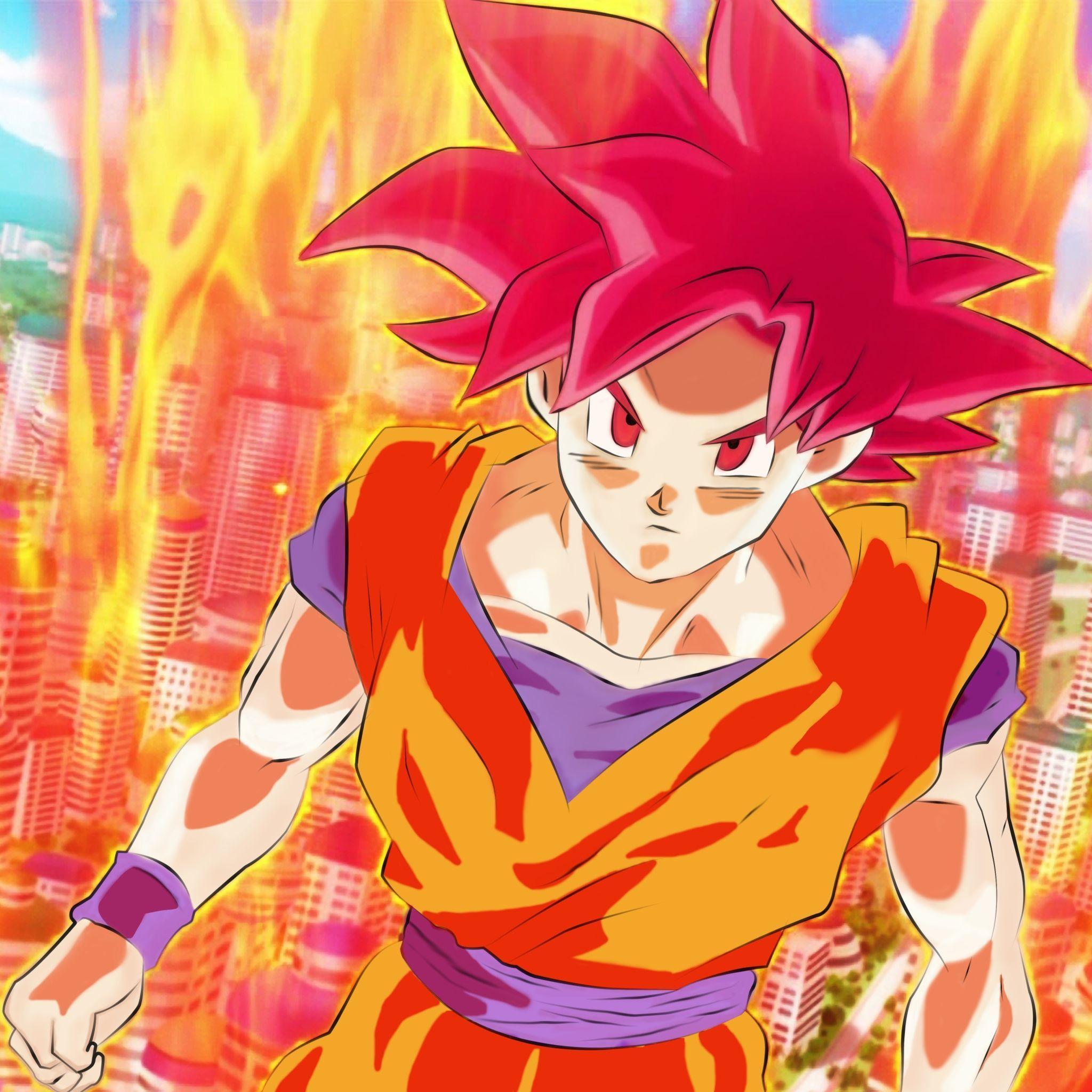 Top Free Angry Goku Backgrounds