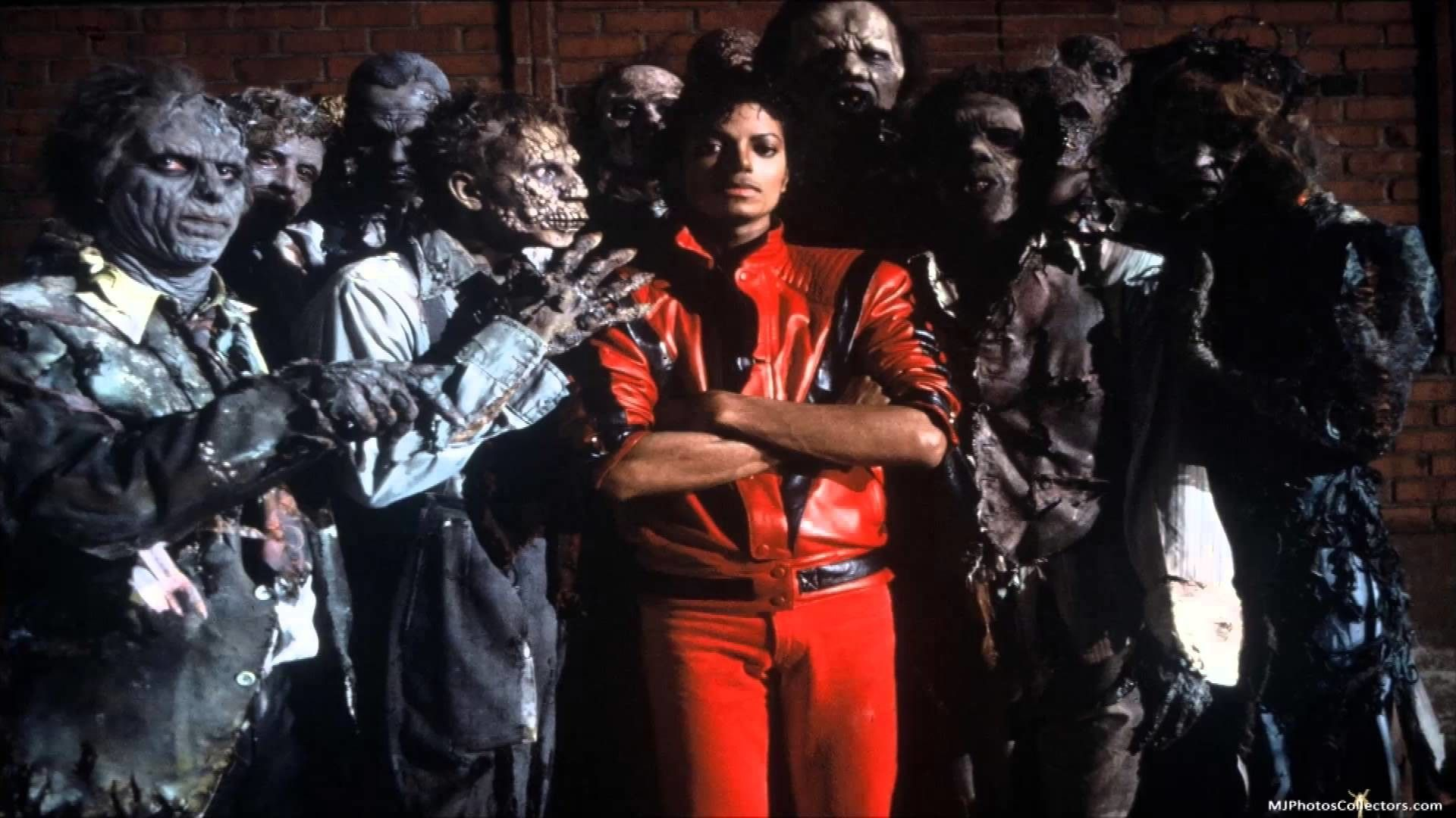 Michael Jackson Thriller Wallpapers Top Free Michael