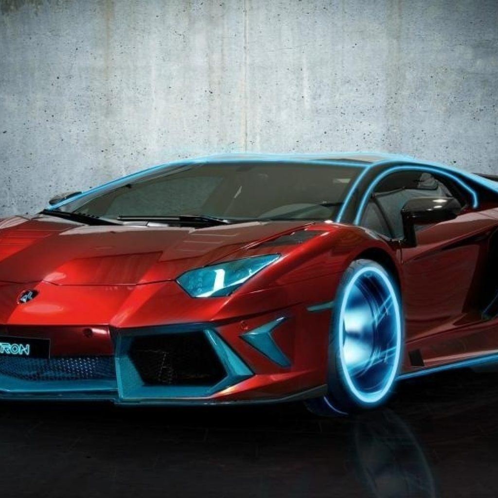 Red Lamborghini Wallpapers