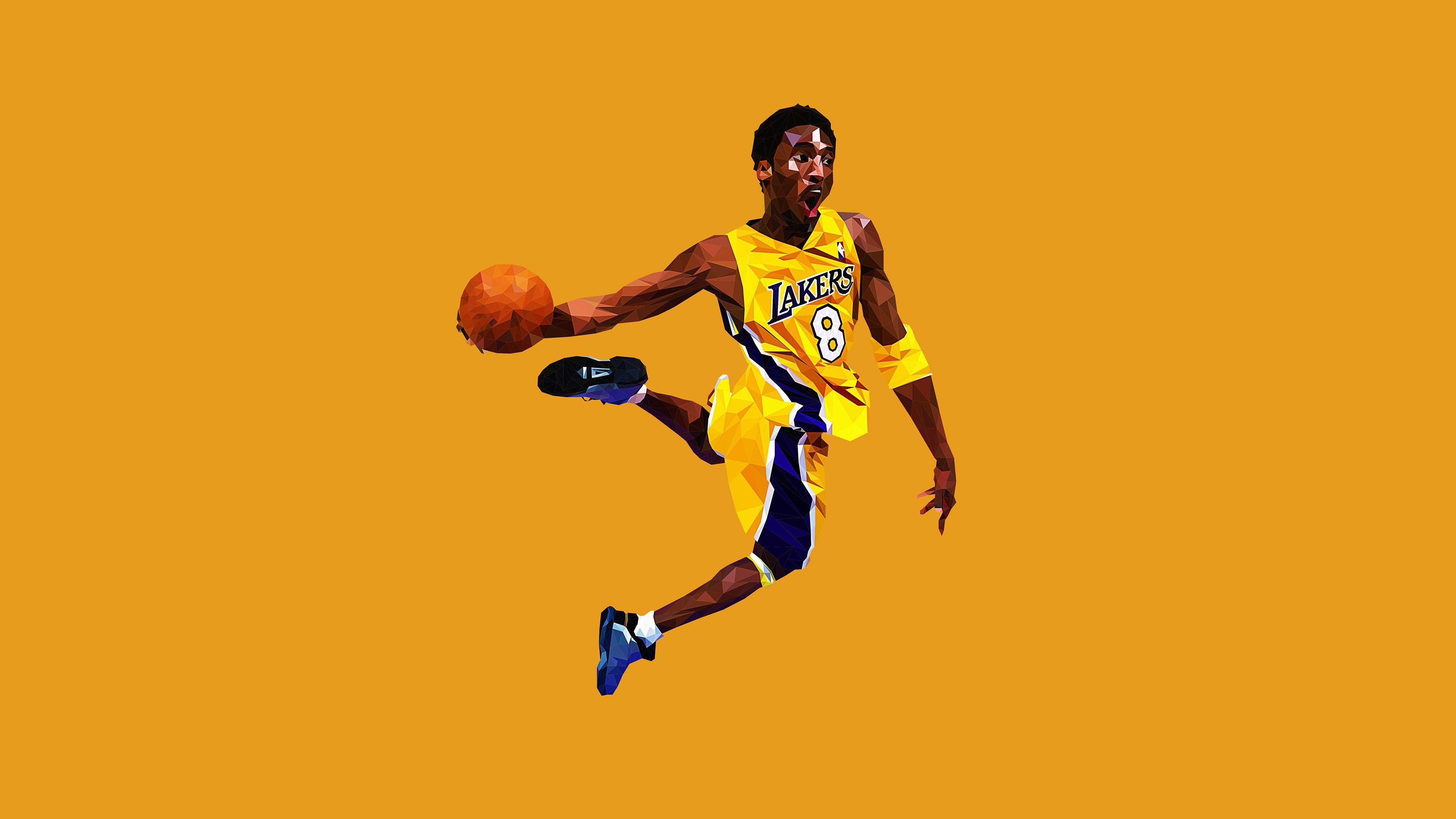 Kobe Cartoon Wallpapers - Top Free Kobe Cartoon ...