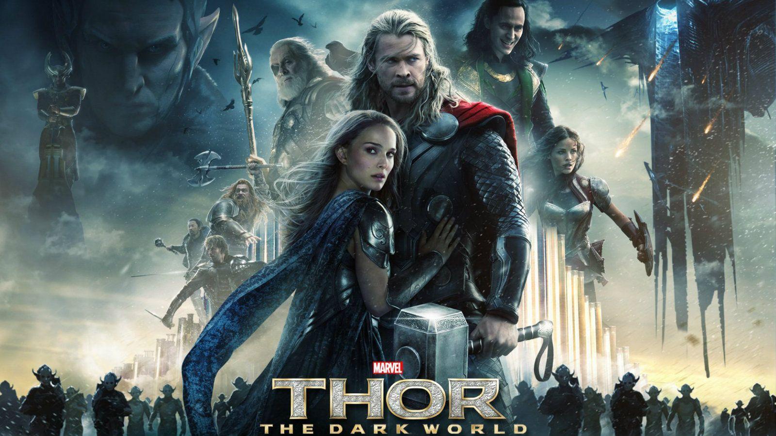 Thor The Dark World Wallpapers Top Free Thor The Dark World