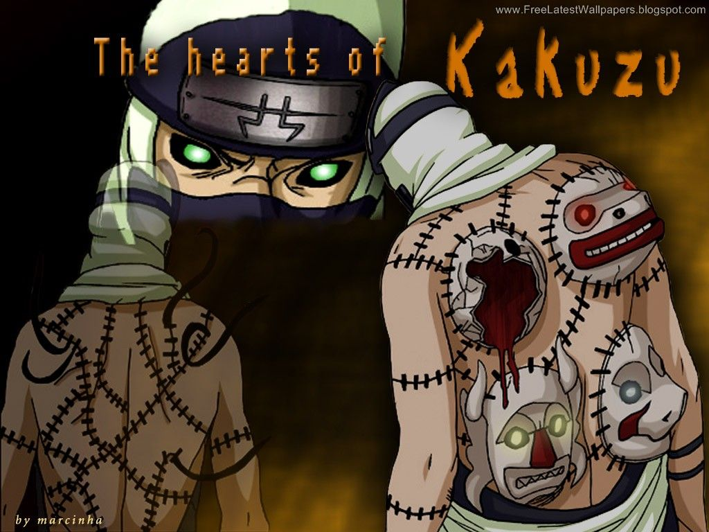 Kakuzu Wallpapers Top Free Kakuzu Backgrounds Wallpaperaccess