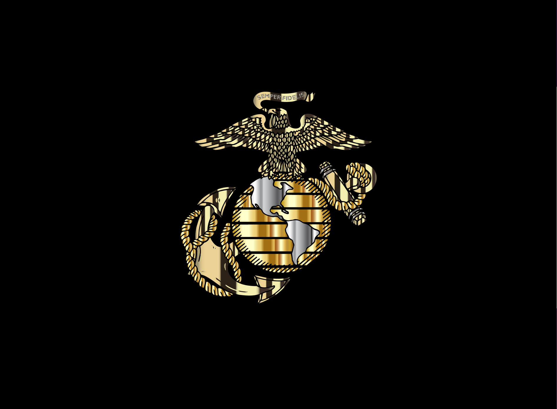 Usmc Logo Wallpapers Top Free Usmc Logo Backgrounds Wallpaperaccess