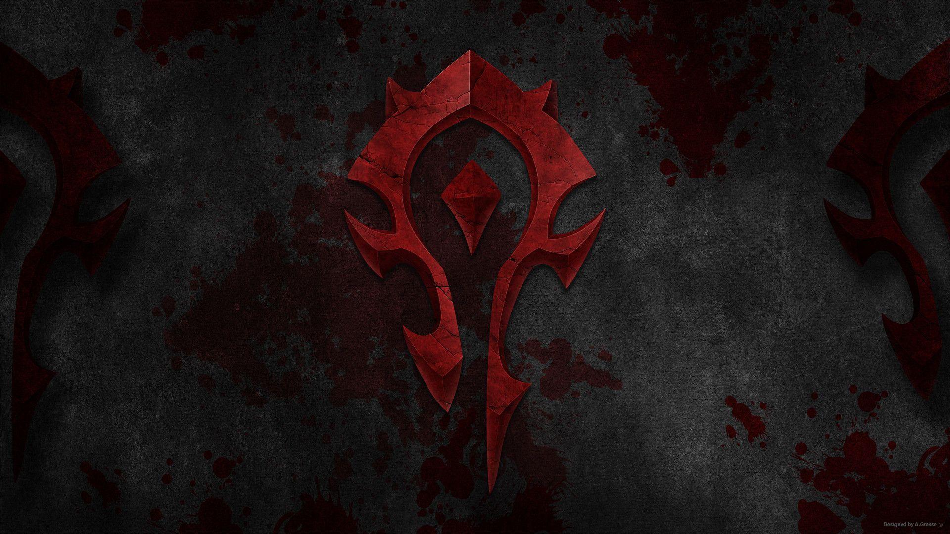 world of warcraft horde wallpaper 4k