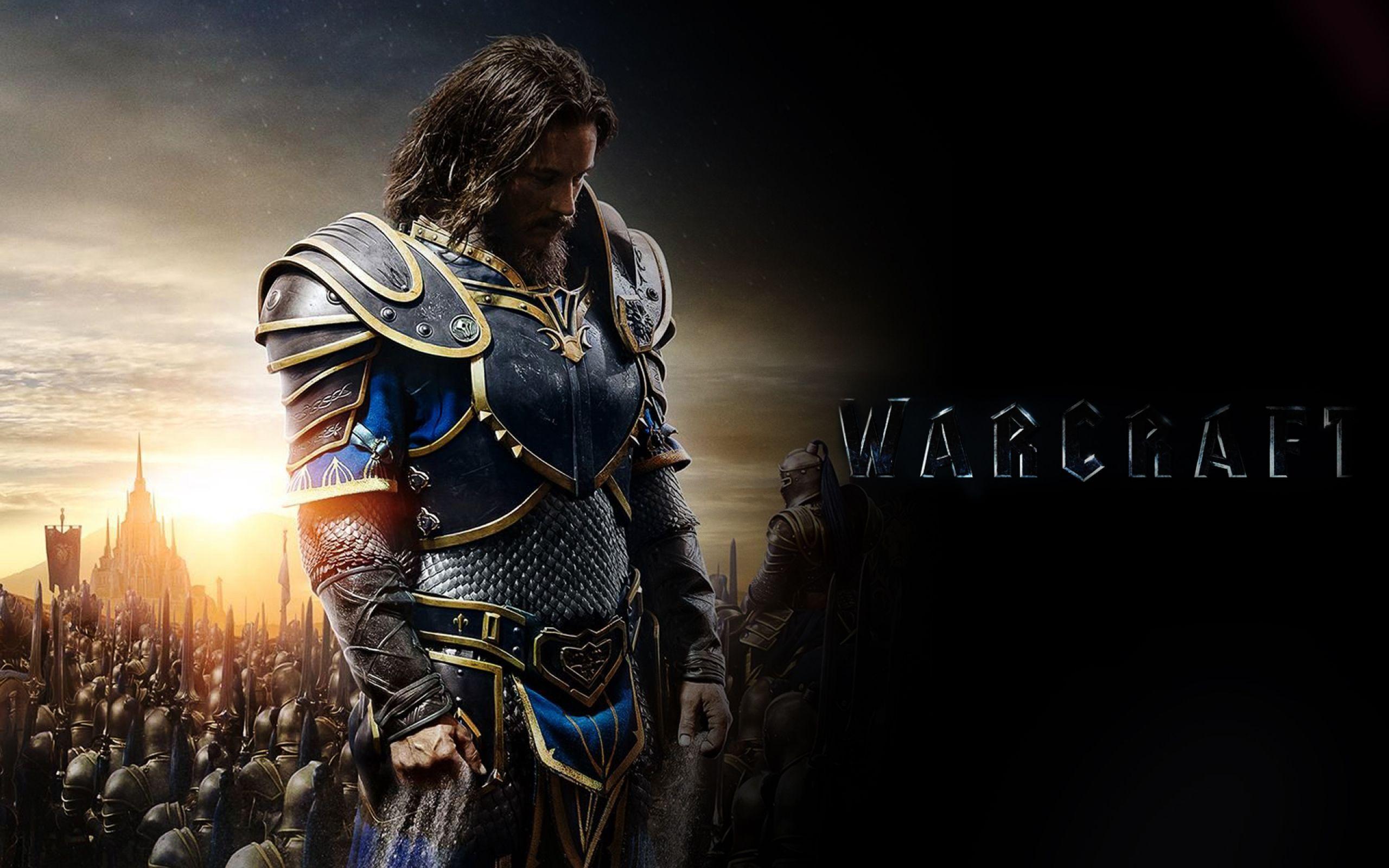 warcraft movie wallpaper hd