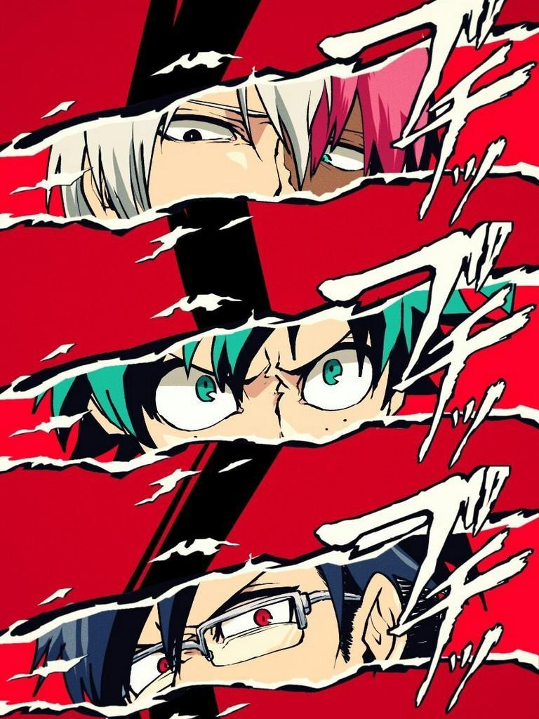 My Hero Academia Phone Wallpapers Top Free My Hero Academia