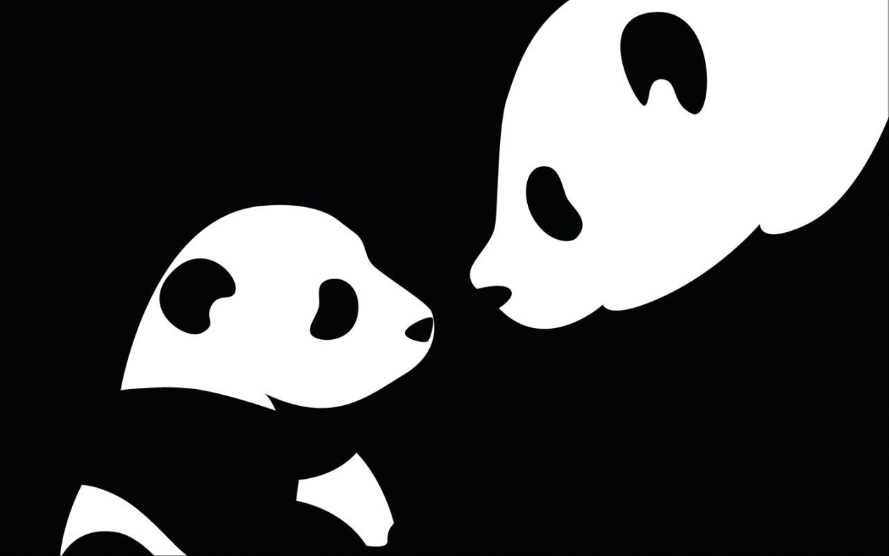 Panda Bear Wallpapers Top Free Panda Bear Backgrounds