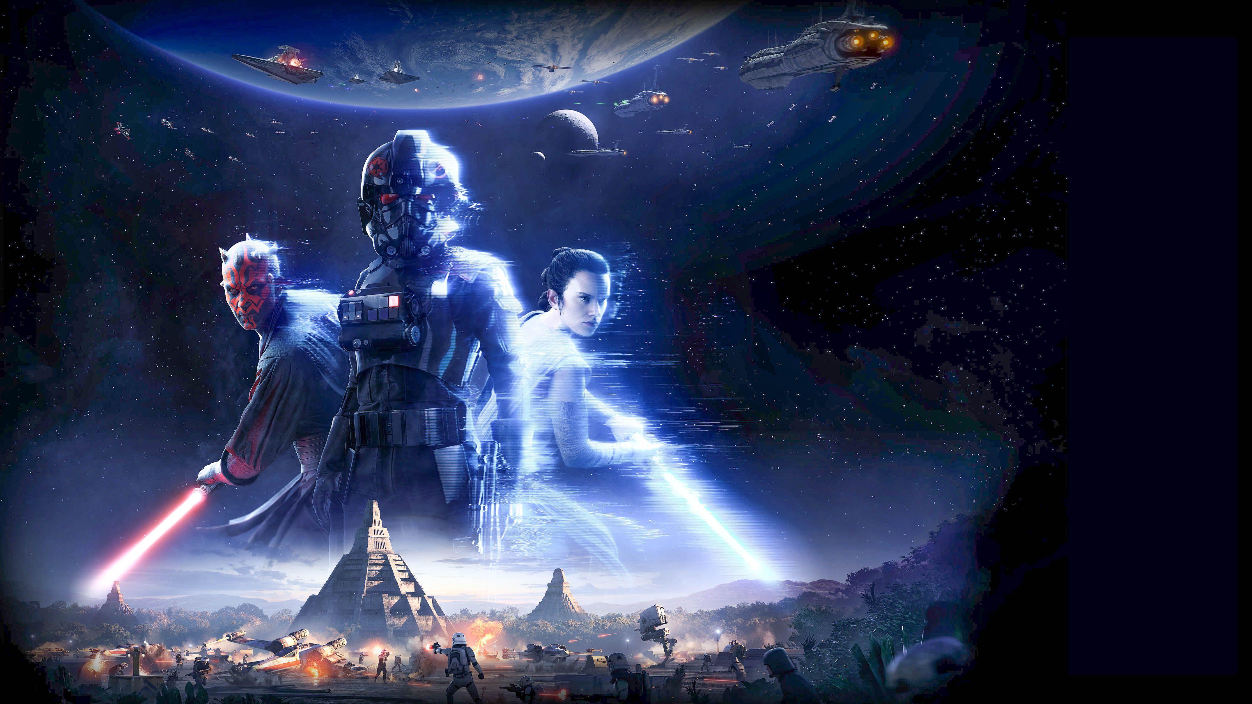 Star Wars Battlefront 2 Wallpapers Top Free Star Wars