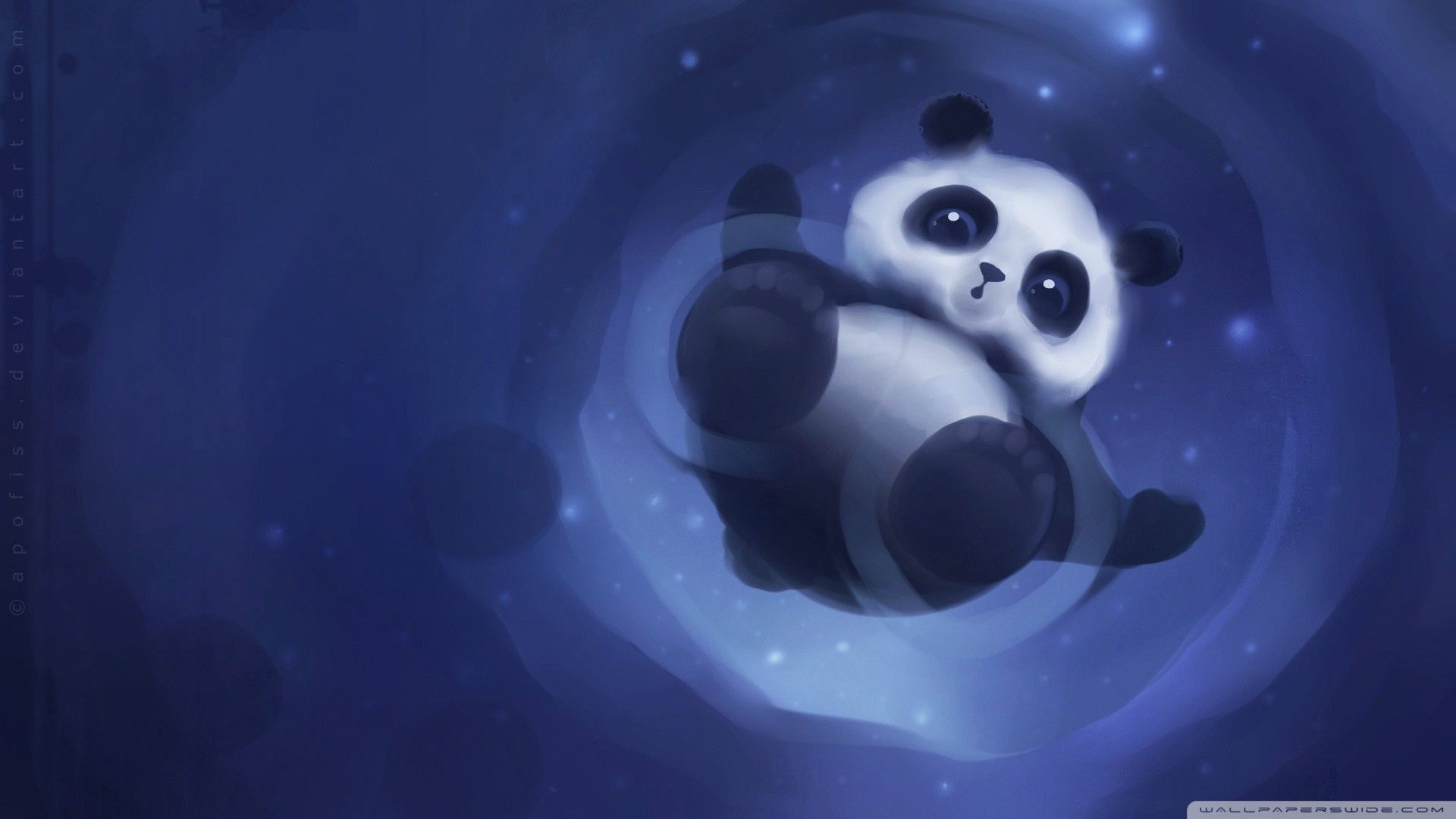 Cartoon Panda Wallpapers Top Free Cartoon Panda Backgrounds