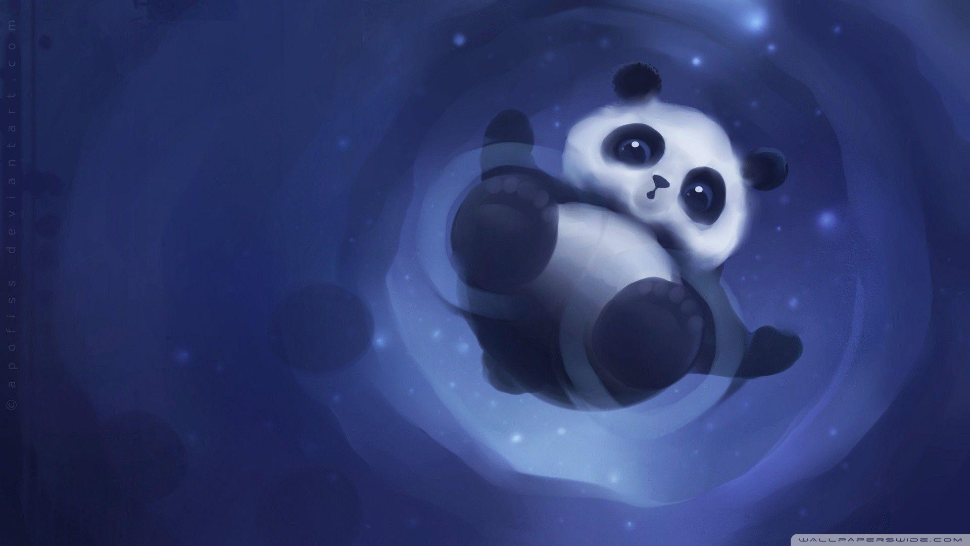 56 Best Free Cartoon Panda Wallpapers Wallpaperaccess