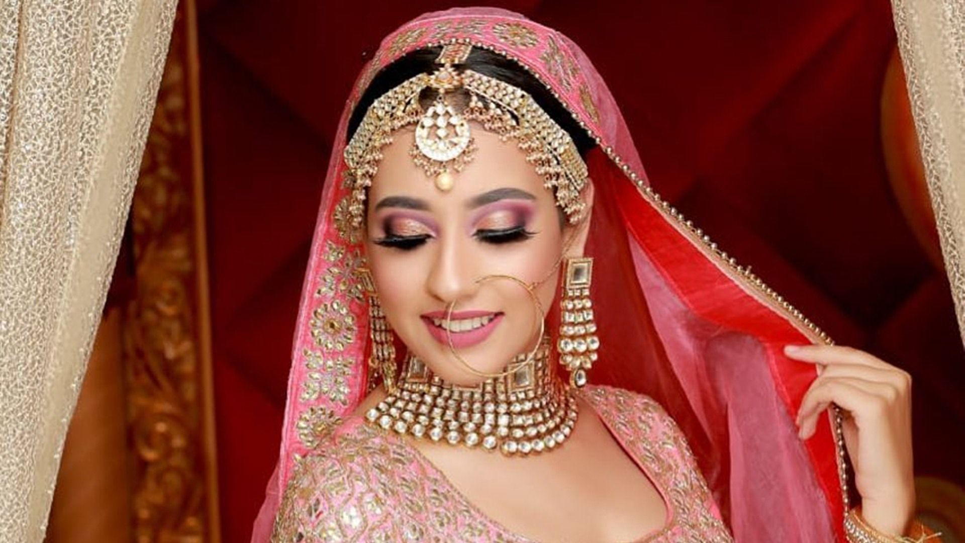 Indian Bride Wallpapers Top Free Indian Bride Backgrounds Wallpaperaccess
