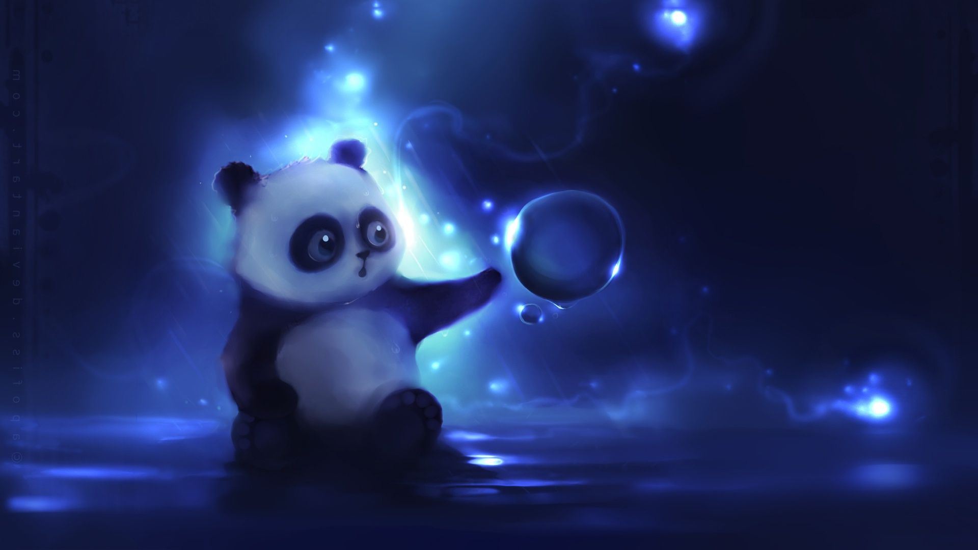 Cool Panda Wallpapers Top Free Cool Panda Backgrounds Wallpaperaccess