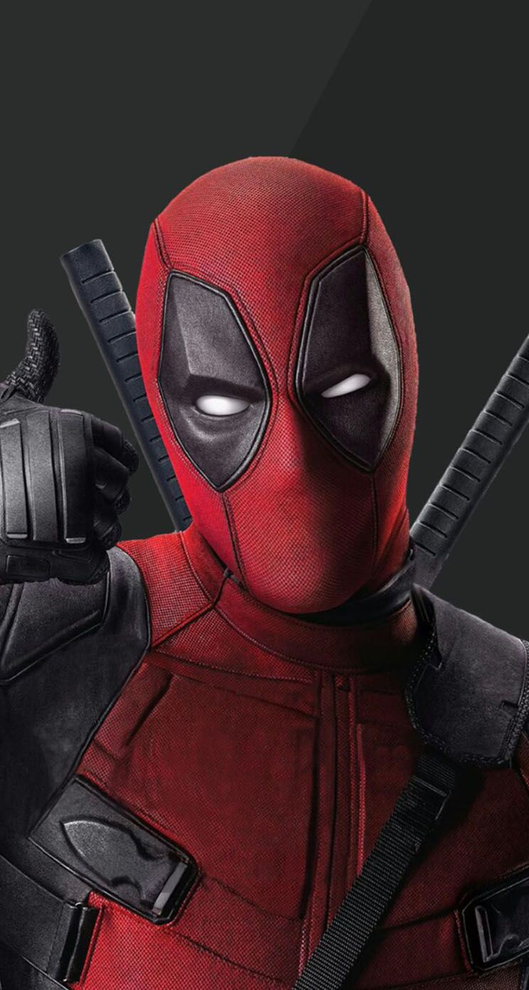 Deadpool Iphone Wallpapers Top Free Deadpool Iphone Backgrounds Wallpaperaccess