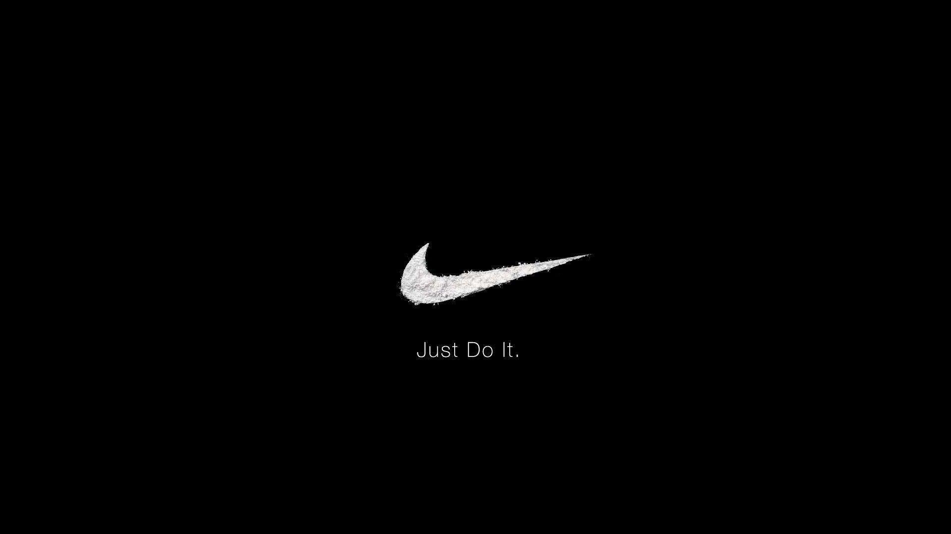 Black Nike Wallpapers - Top Free Black ...