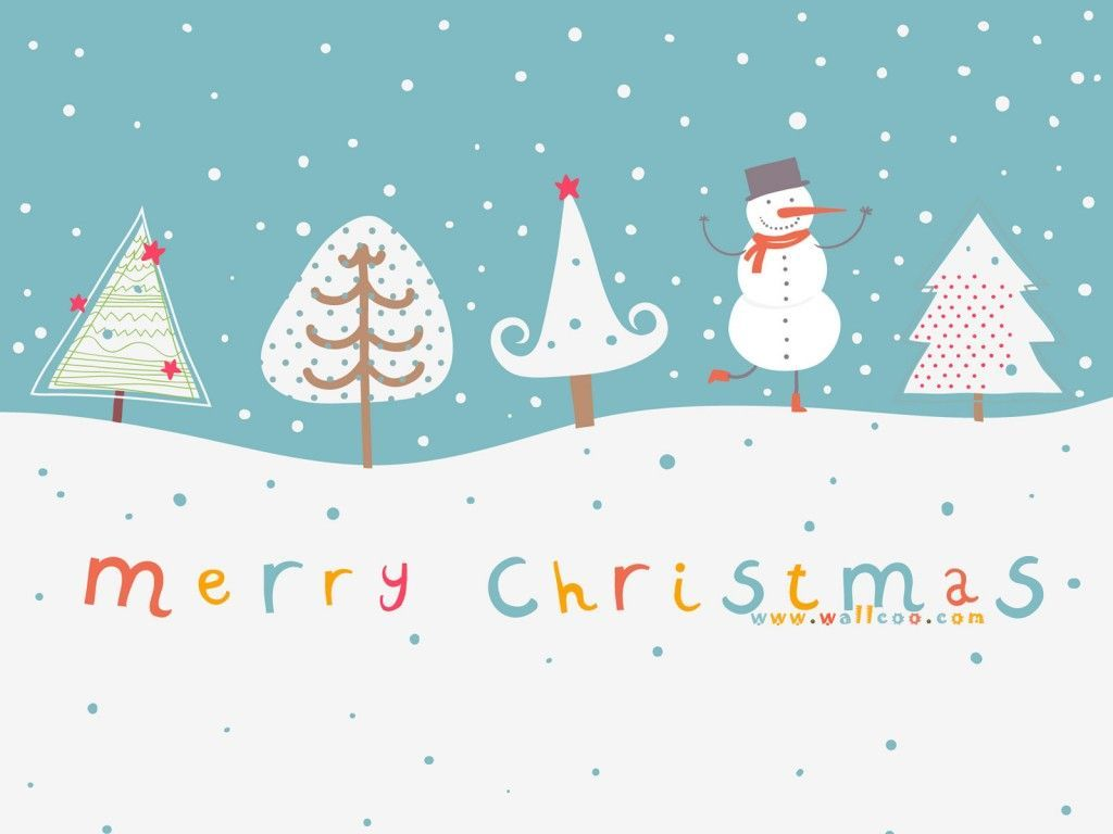 Cute Christmas Wallpapers Top Free